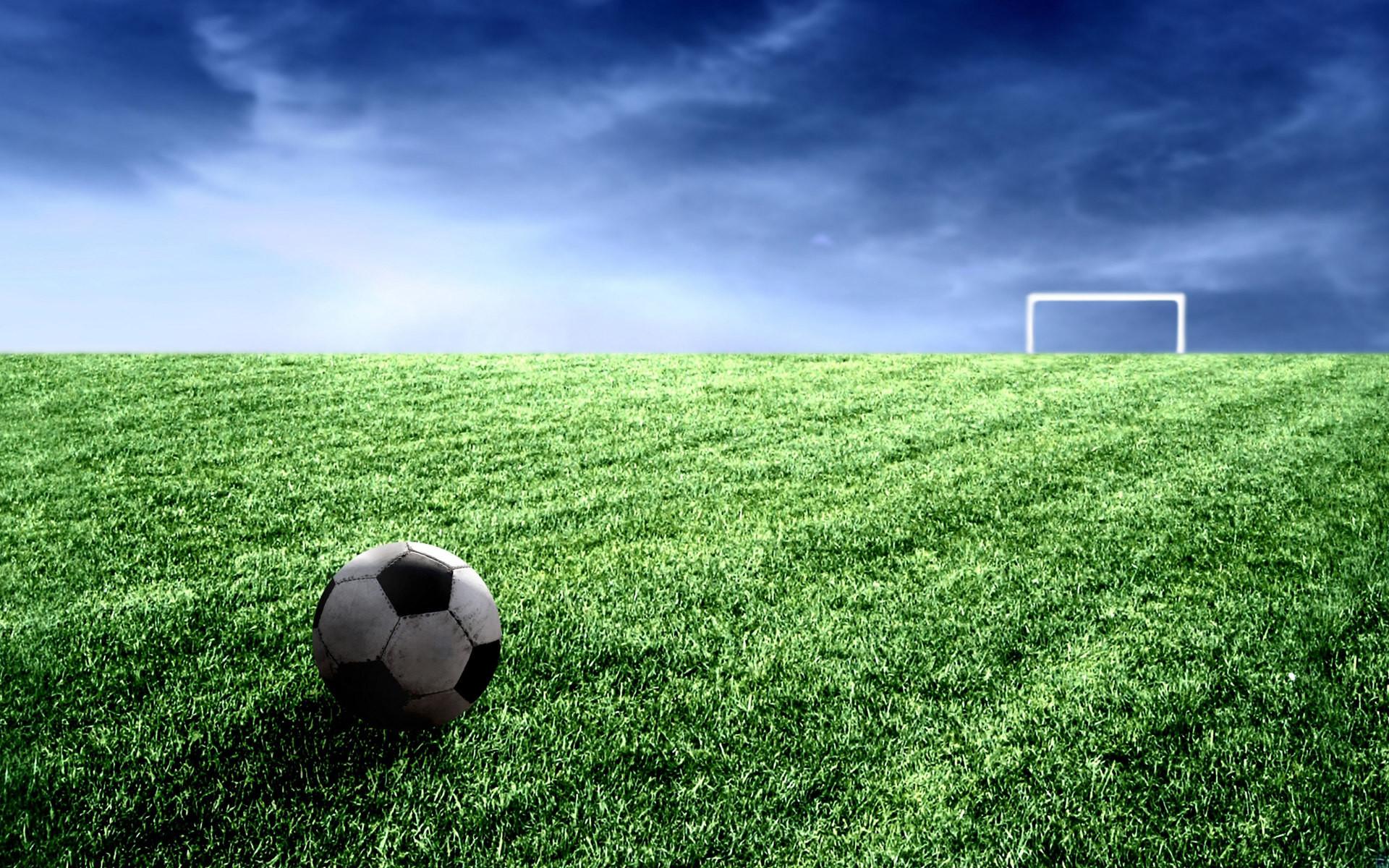 Soccer Field HD Wide Wallpaper for Widescreen