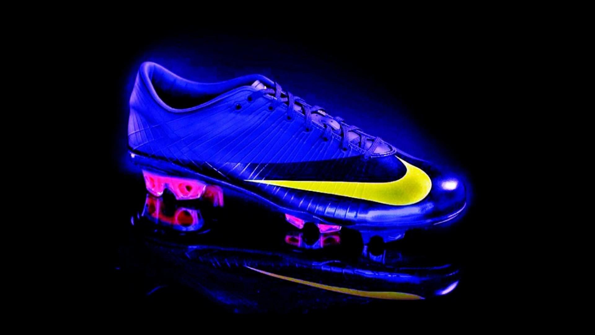 cool soccer boots. >