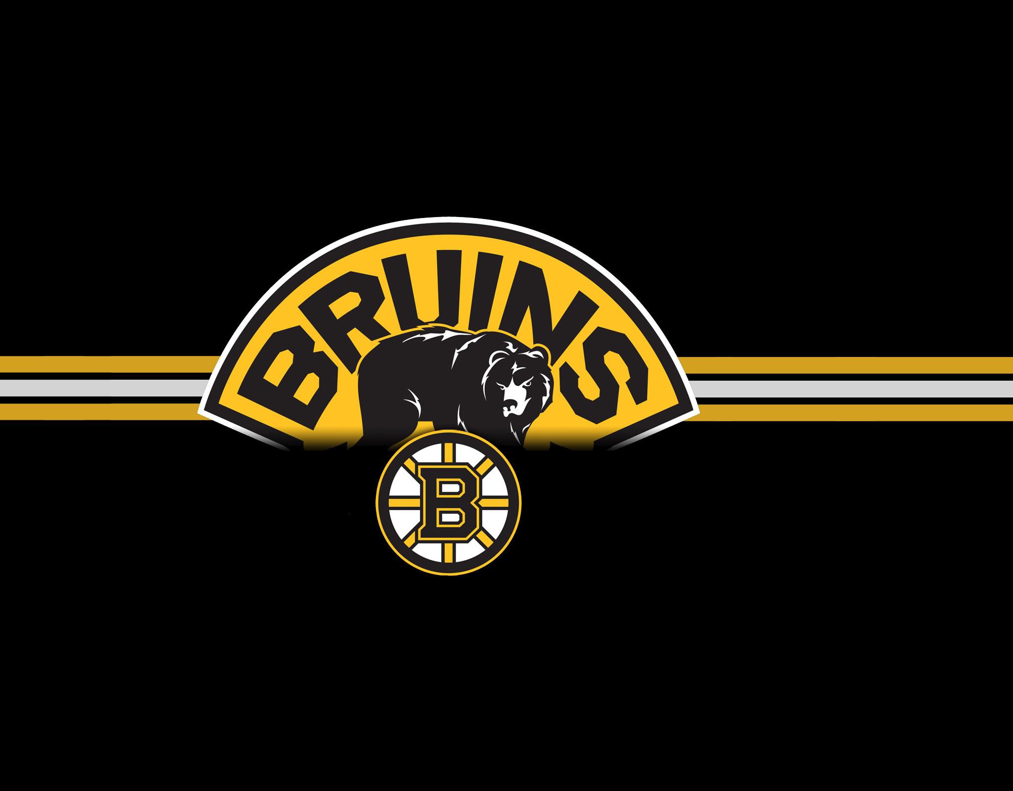 Boston Bruins Bear Logo Wallpaper