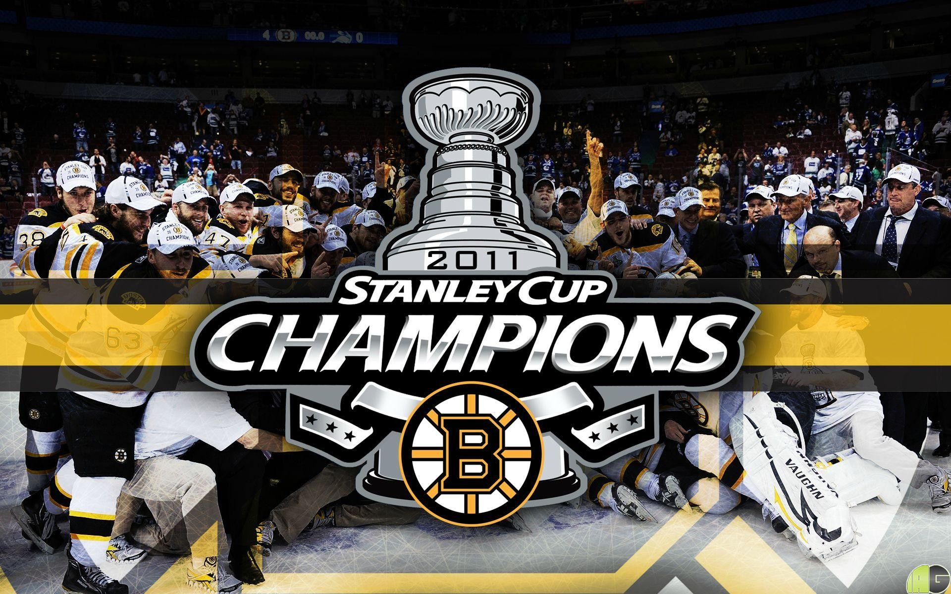 Stanley Cup Champions Boston Bruins 3 07 2011 Wallpaper 1920?1200 .