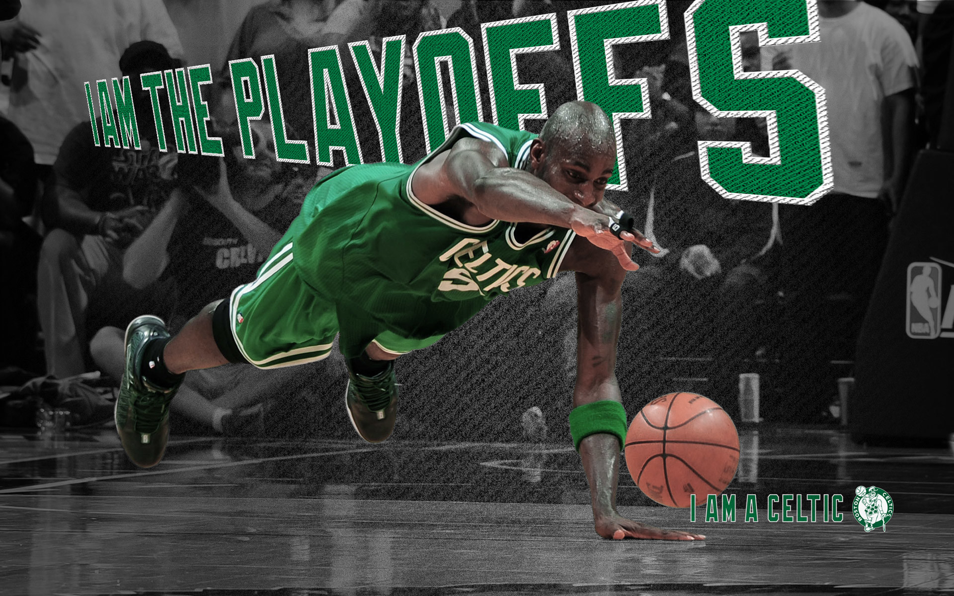 2011-12 I AM THE PLAYOFFS Wallpapers