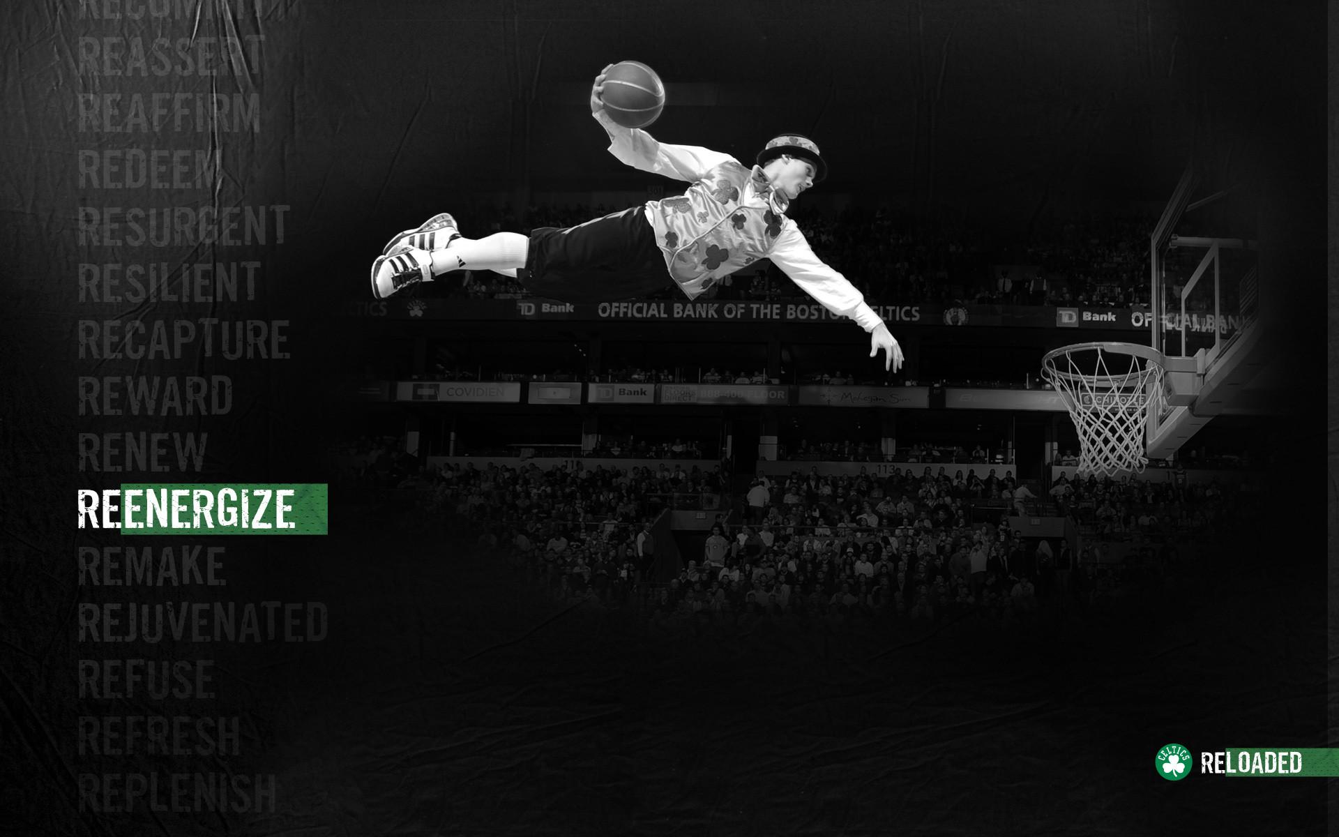 Reemerge, Celtics Wallpaper