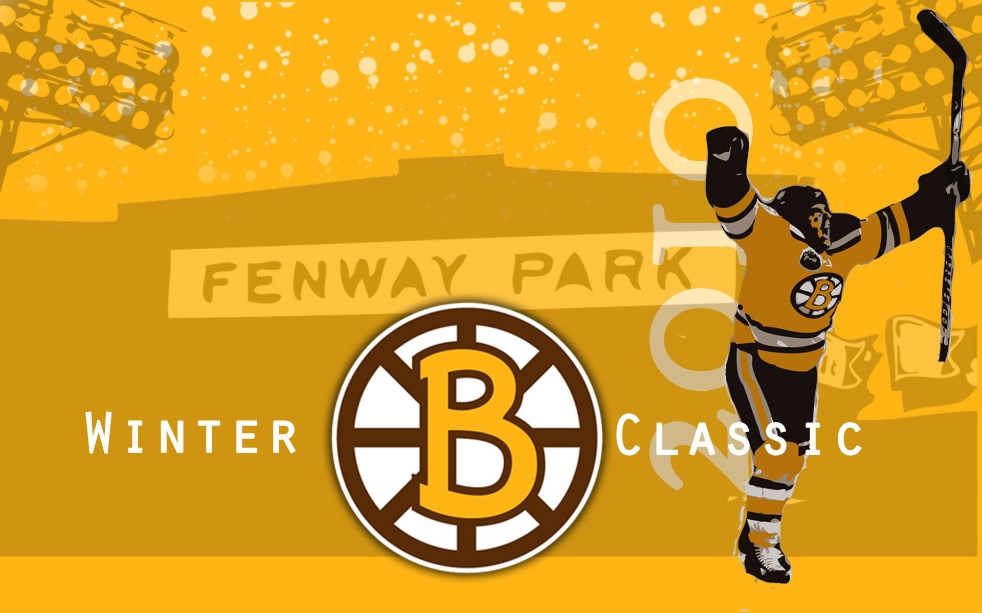 Boston Bruins Winter Classic Logo 485771