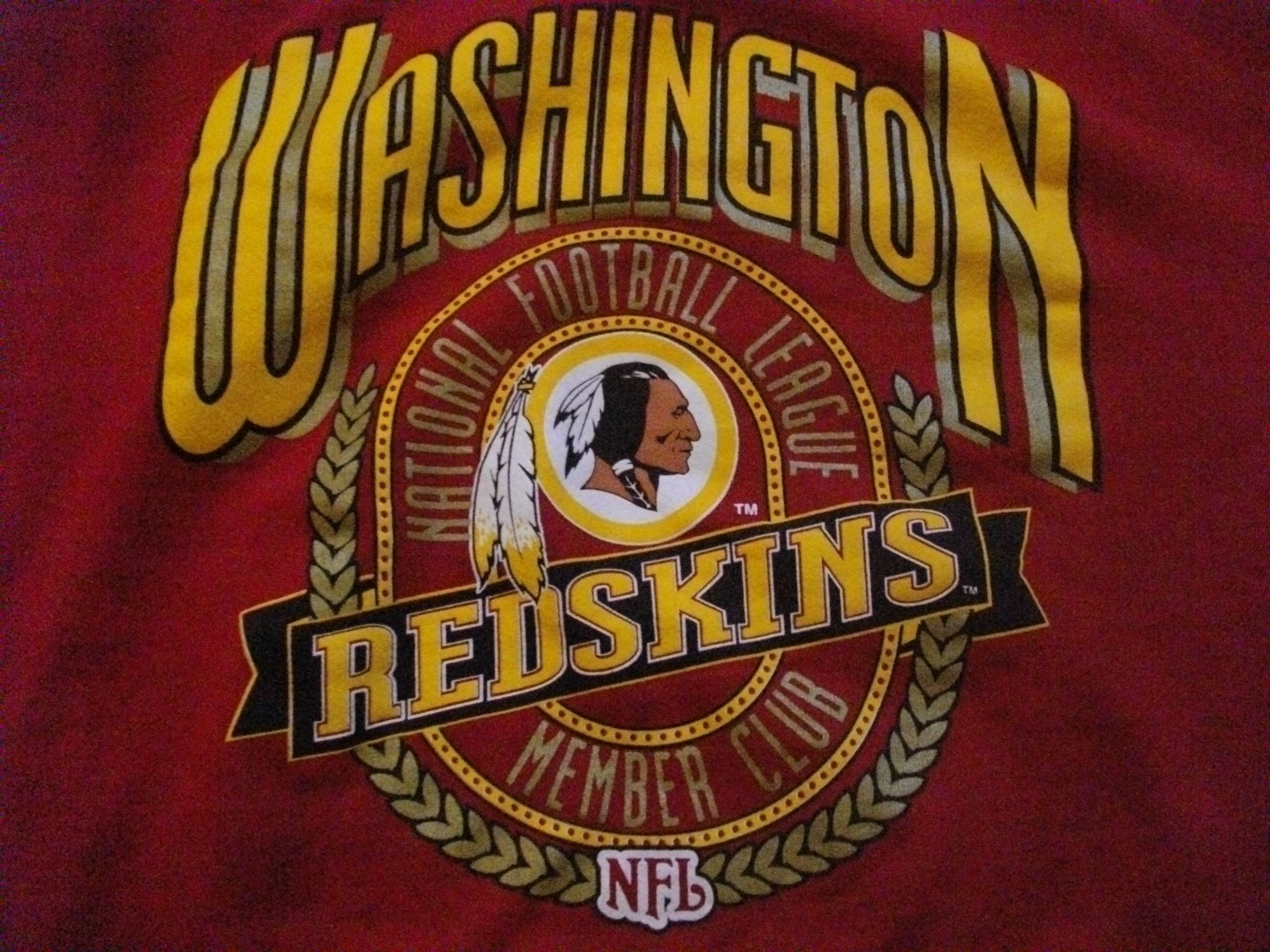 Redskins wallpaper for ipad