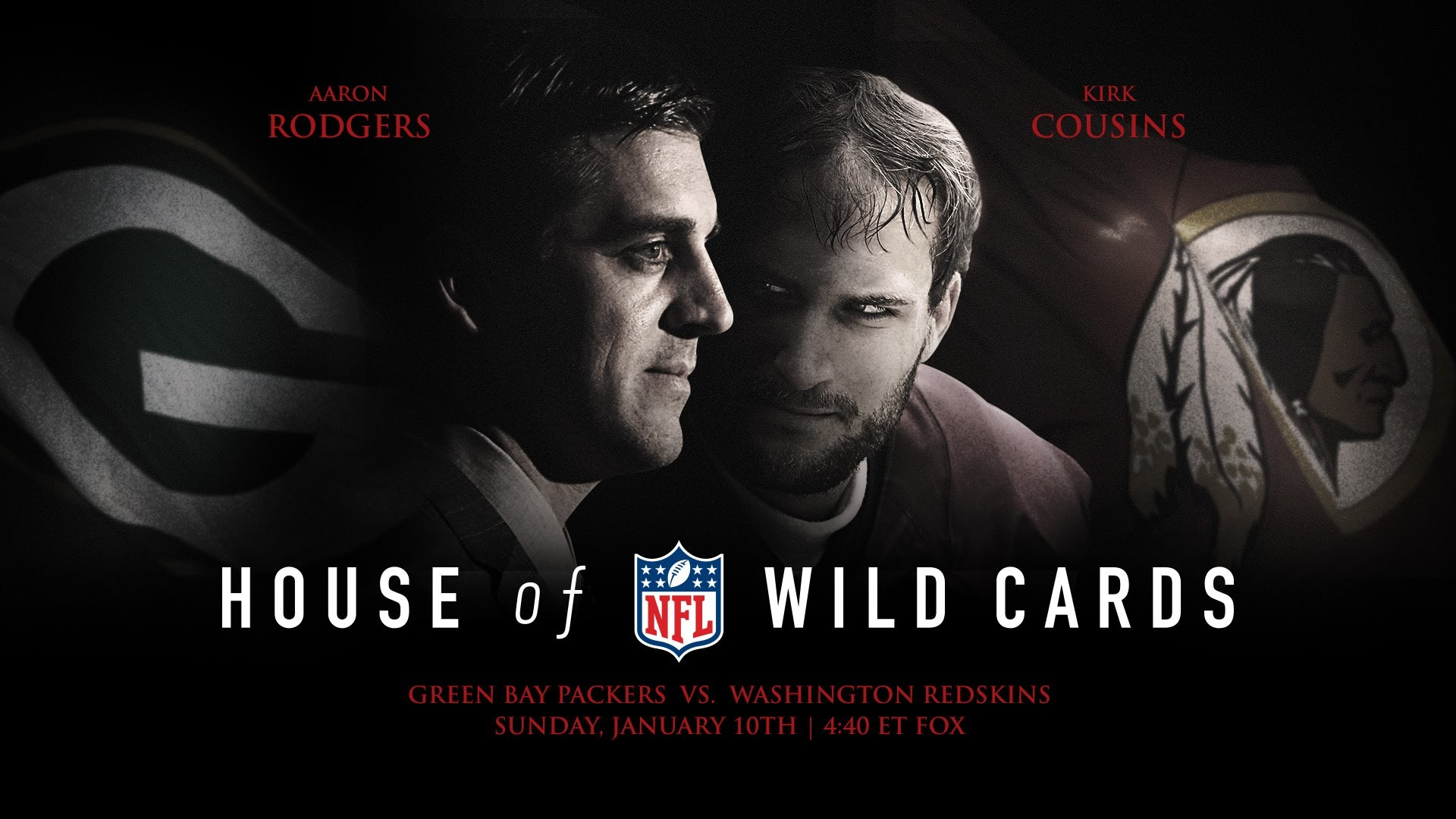 House of Wild Cards: Packers vs. Redskins Wild Card Weekend Movie Trailer    NFL – YouTube