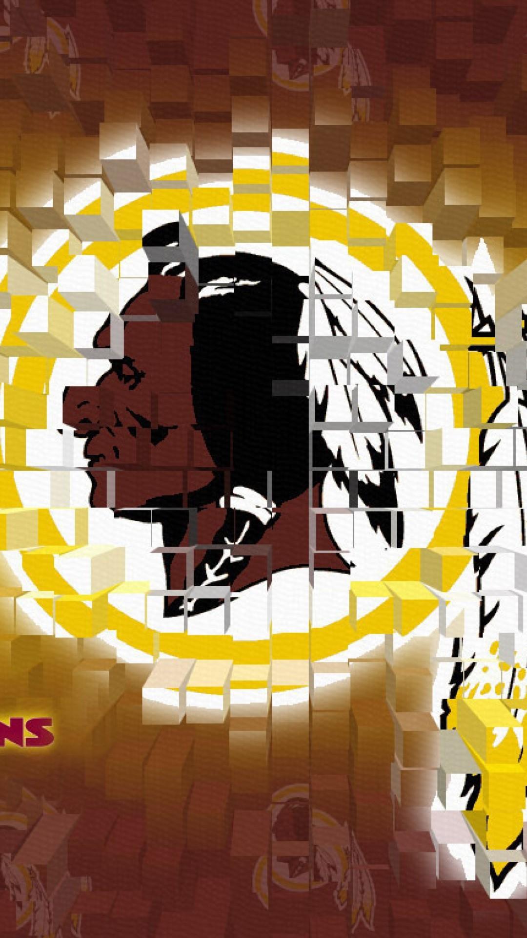 View Larger Image Washington Redskins iPhone Wallpaper HD