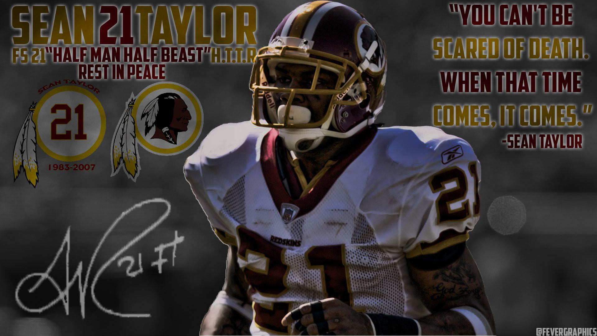 Redskins sub! I made you guys a Sean Taylor wallpaper (RIP) I hope you guys  like my work! I do take suggestions!