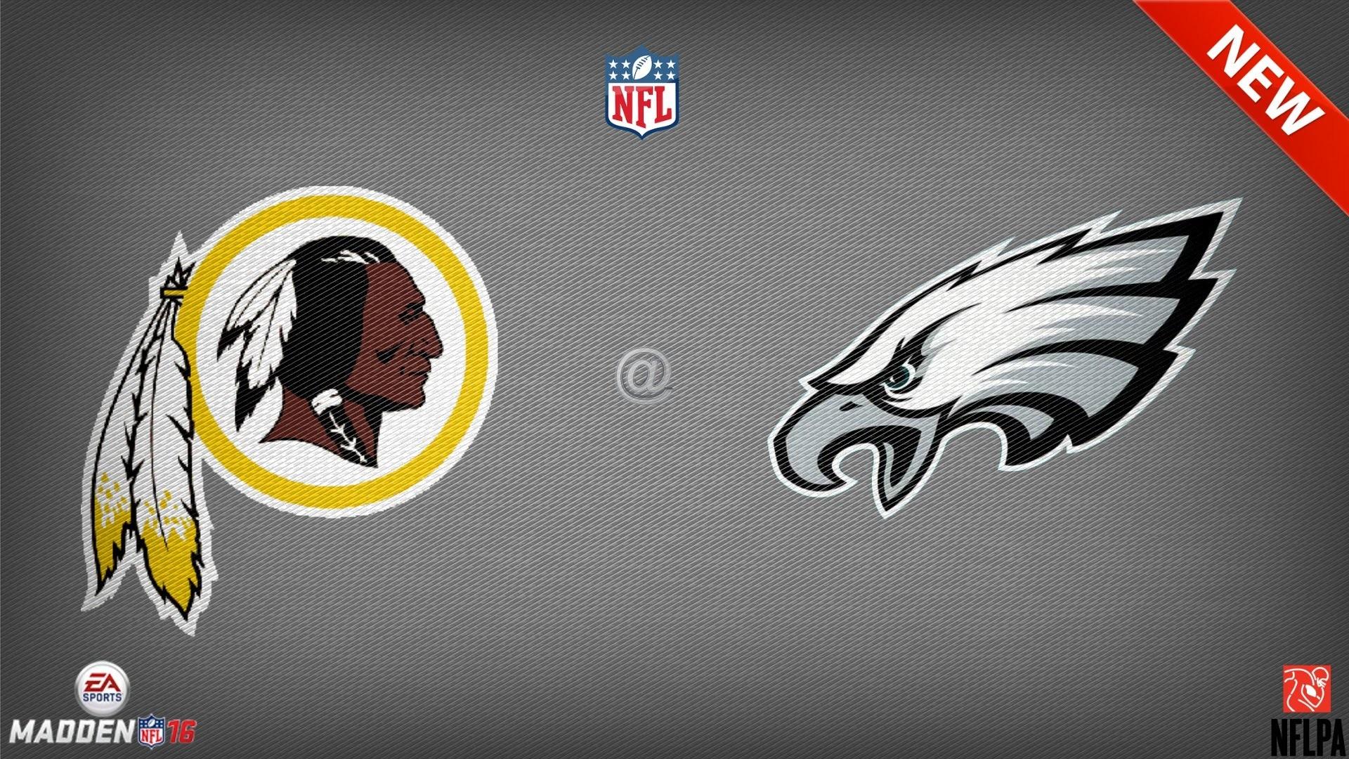 Madden 16 (PS4): Week 16 Prediction- Washington Redskins @ Philadelphia  Eagles FULL HD (60fps)