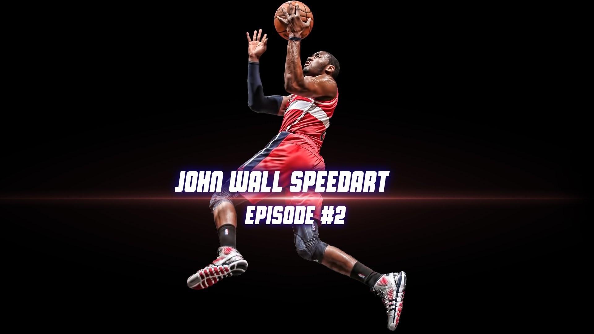 John Wall Wallpaper Speedart | Sport Design #2