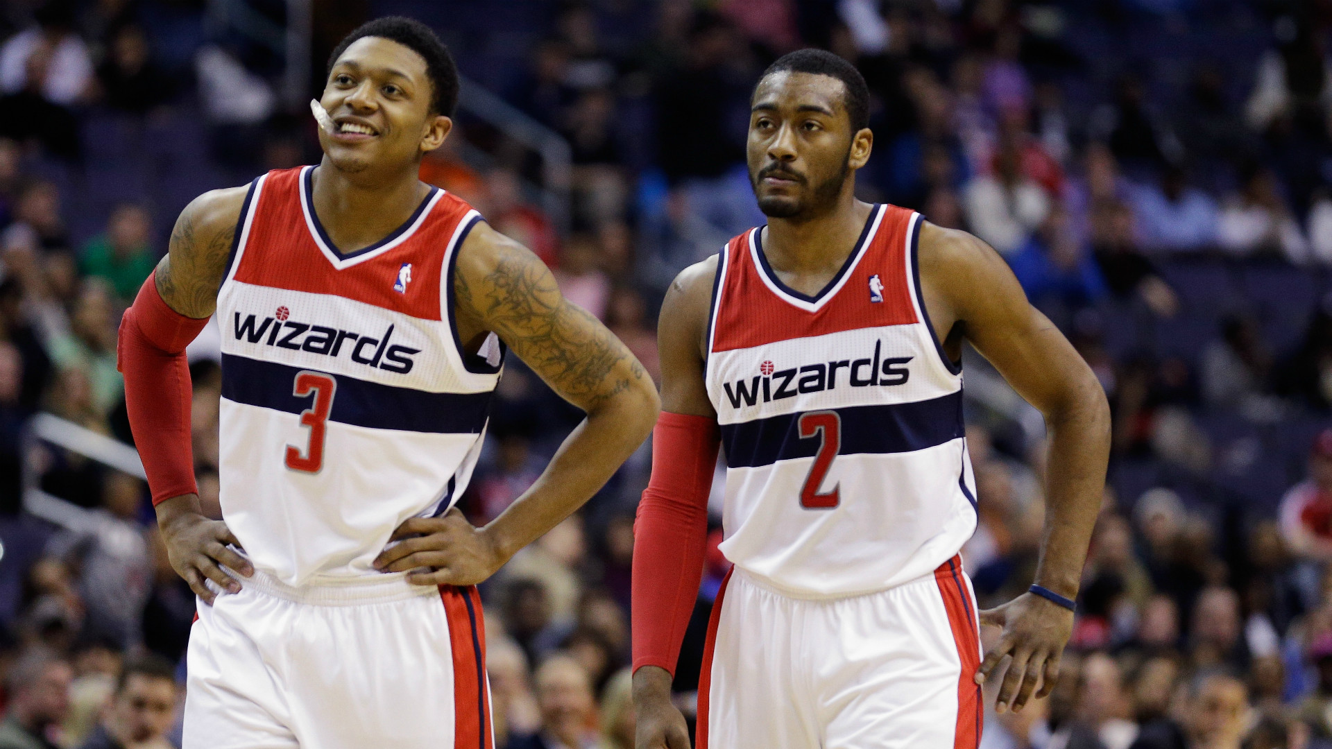 Bradley Beal gets his huge contract; now he needs to follow John Wall's  lead | NBA | Sporting News