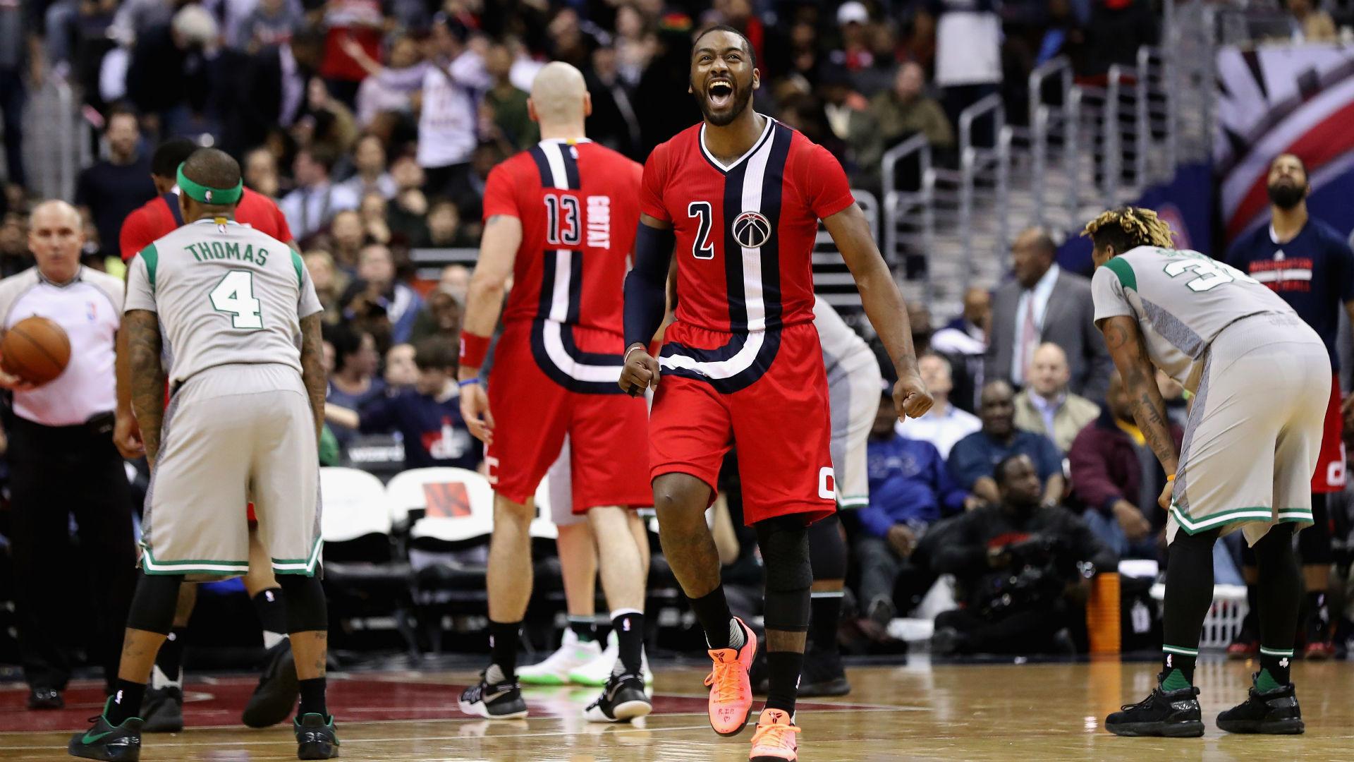 John Wall's quiet rage keeps burning, even after All-Star berth | NBA |  Sporting News