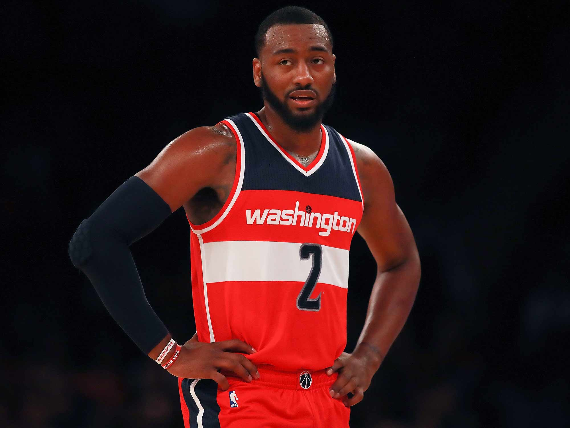 John Wall Q&A: 'They Still Don't Respect Me'