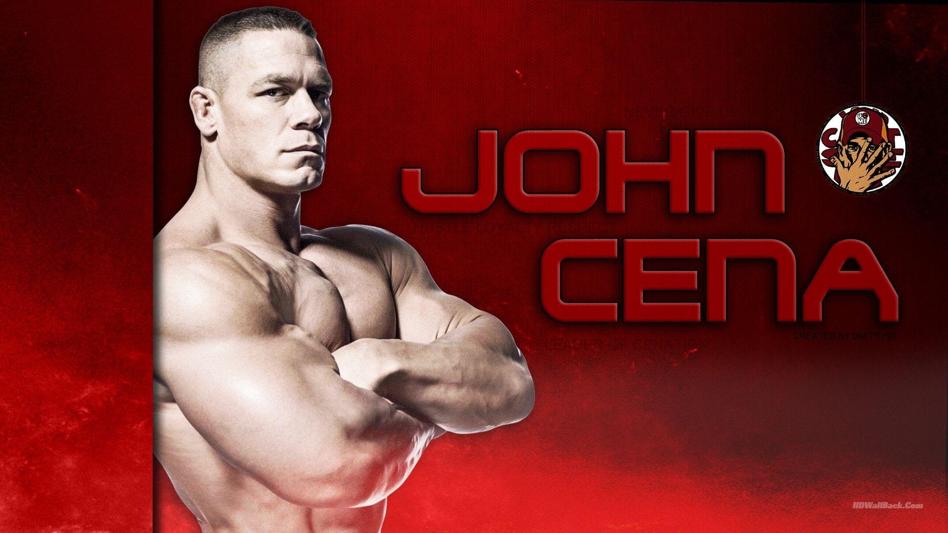 John Cena Wall