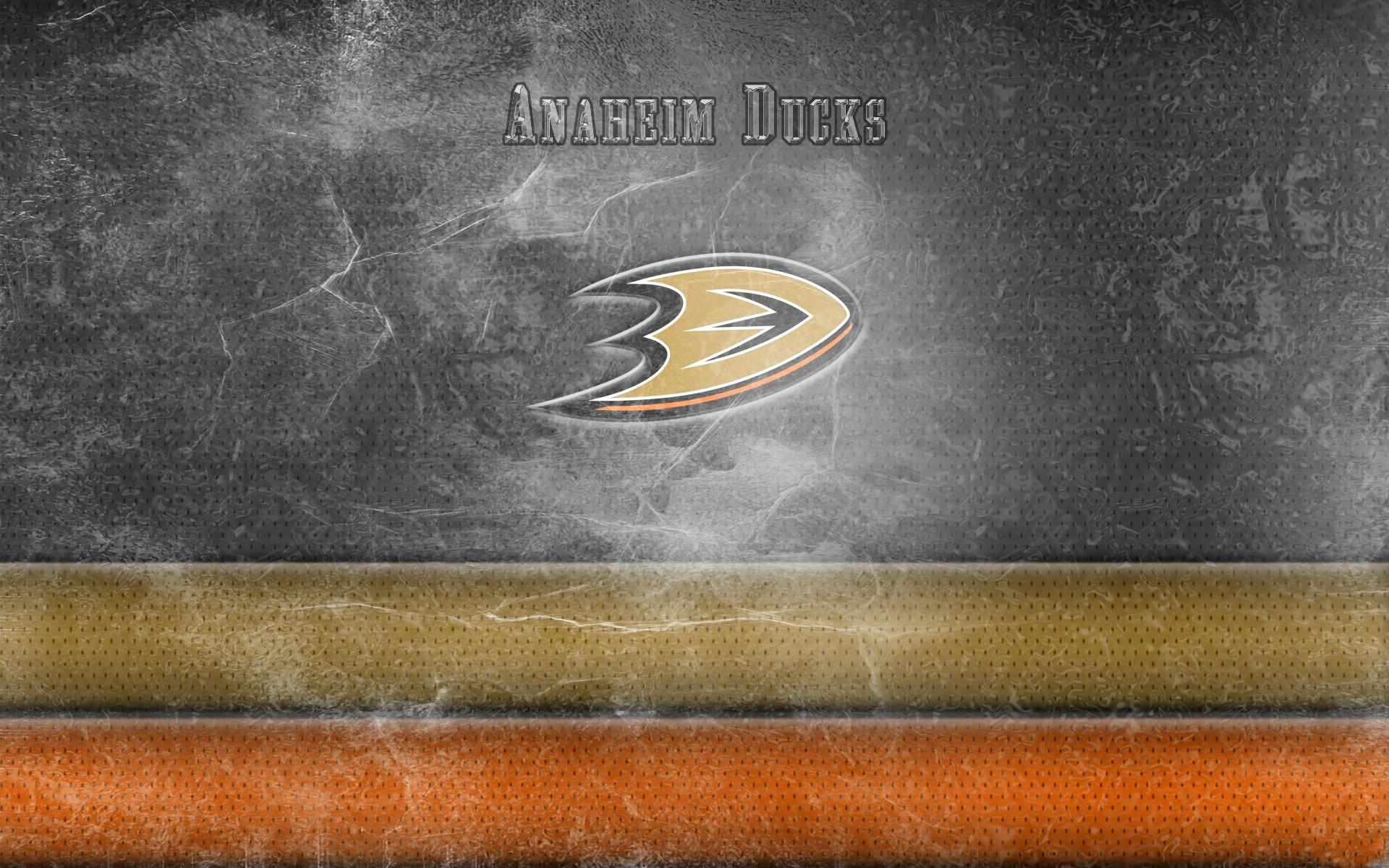 Anaheim Ducks HD Background.