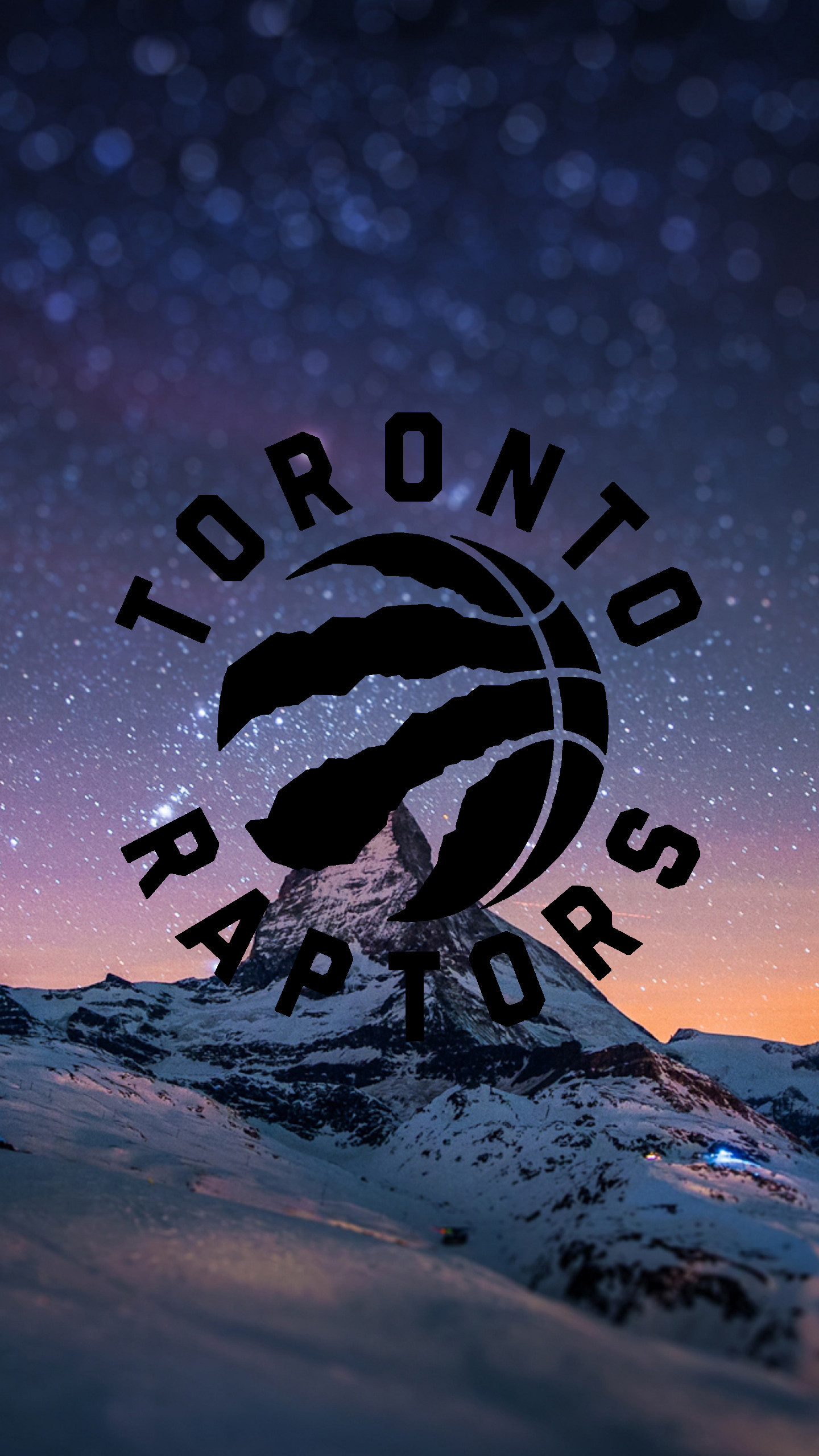 Created Some Toronto Raptors Phone Wallpapers (Added iPhone and Desktop)