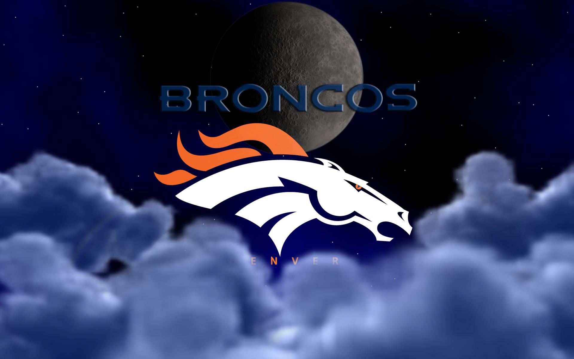 Denver Broncos Background.