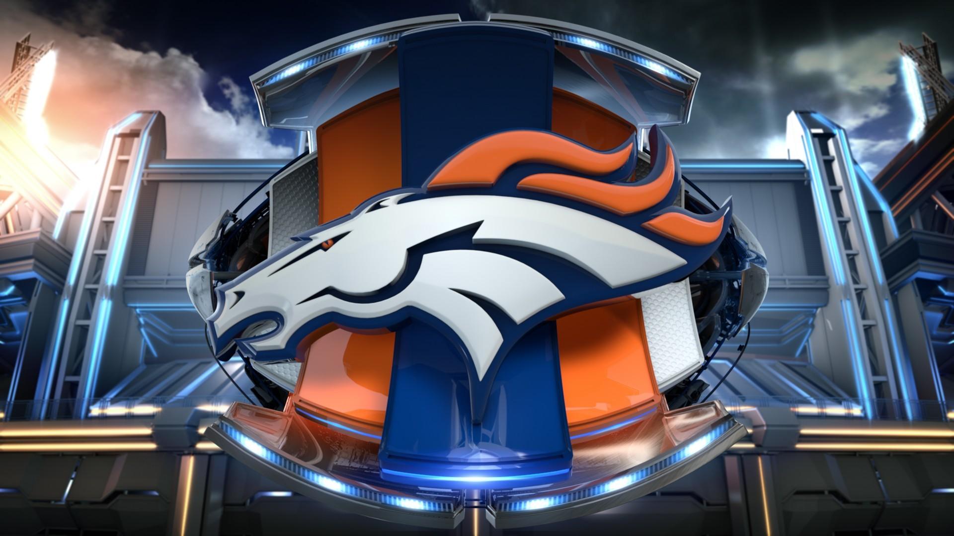 Broncos Logo Wallpaper   Broncos   Pinterest