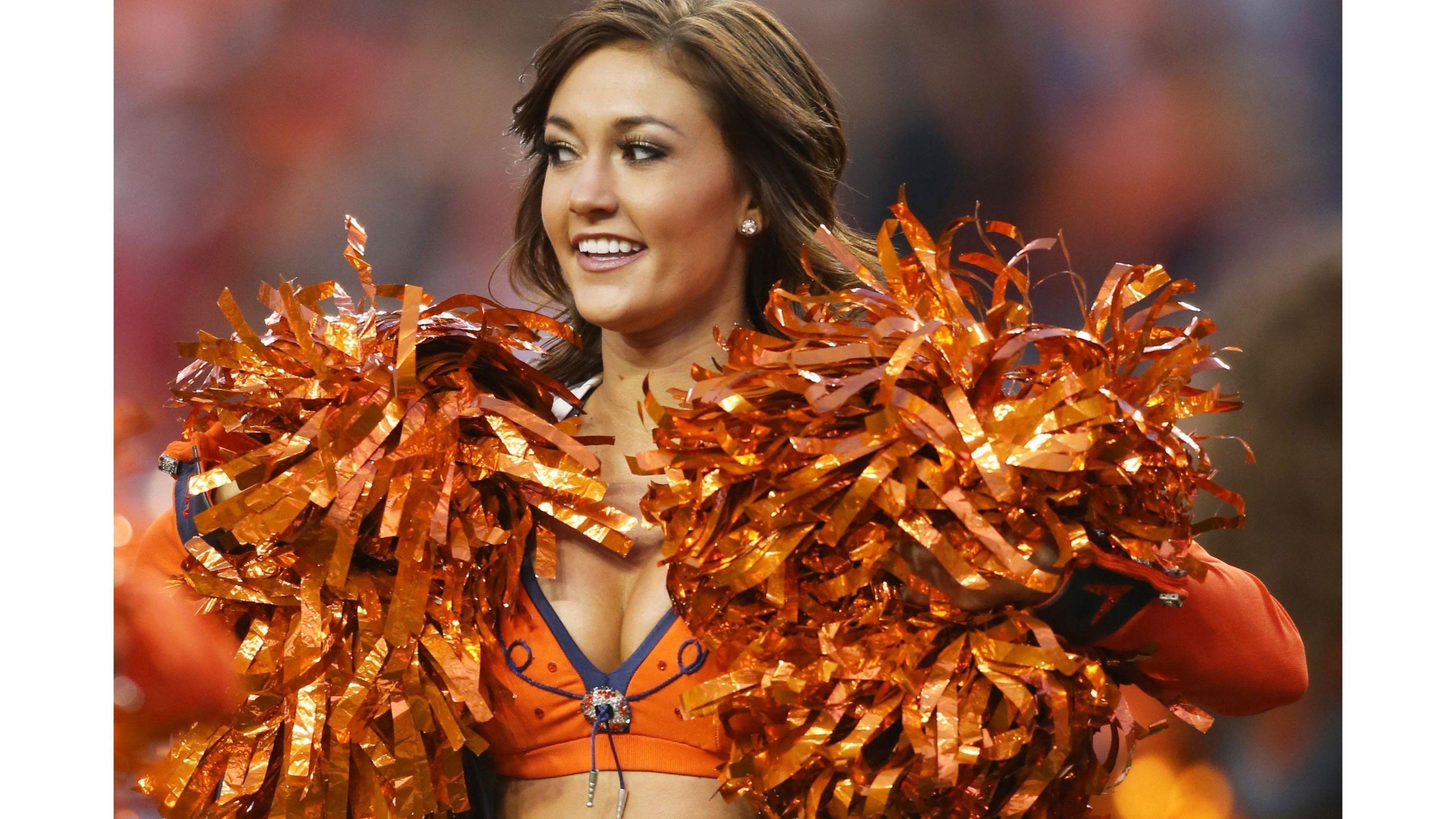 2017 Denver Broncos Cheerleaders 4K Wallpaper   Free 4K Wallpaper