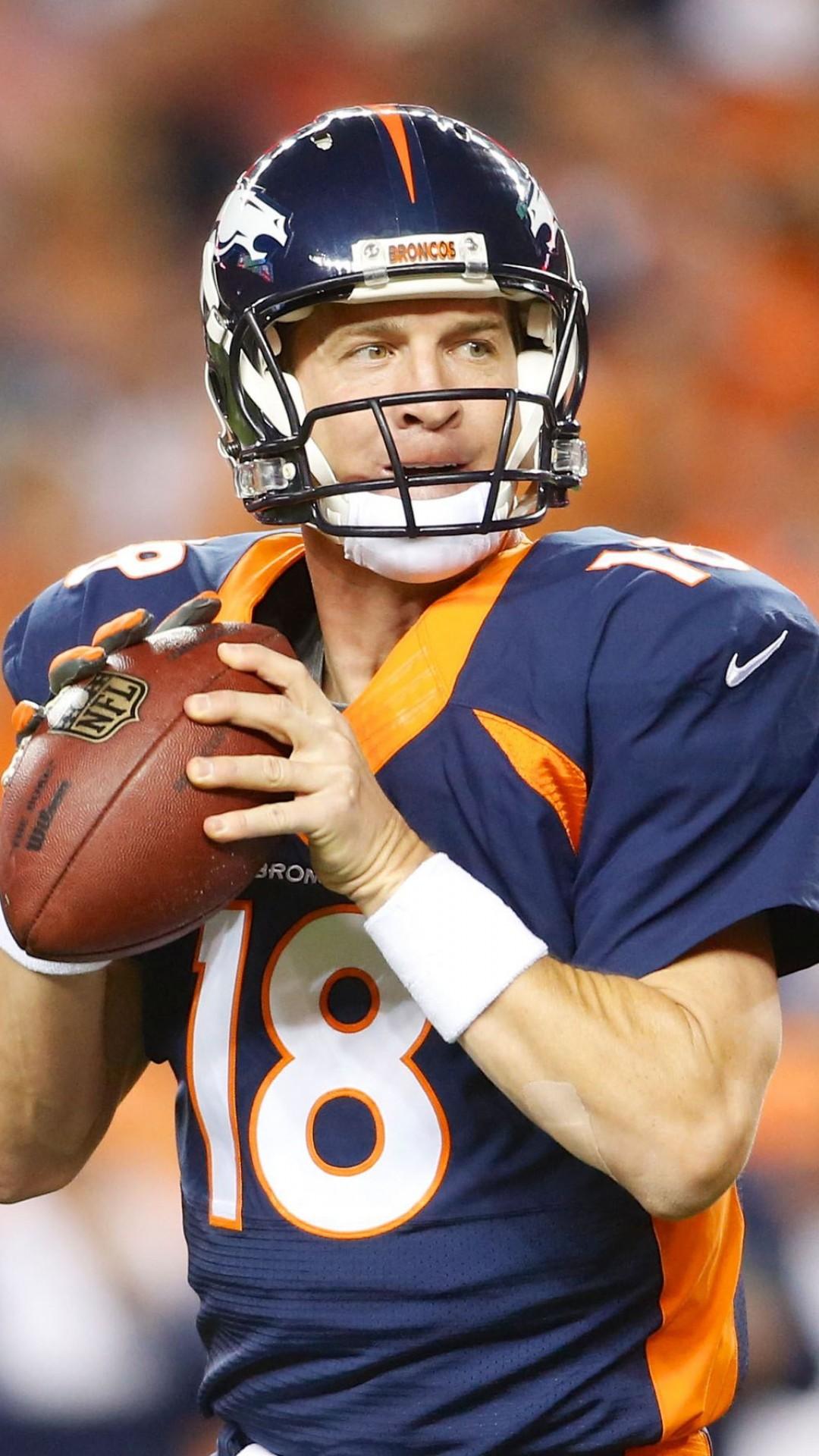 Denver Broncos iPhone 5 Wallpaper HD.