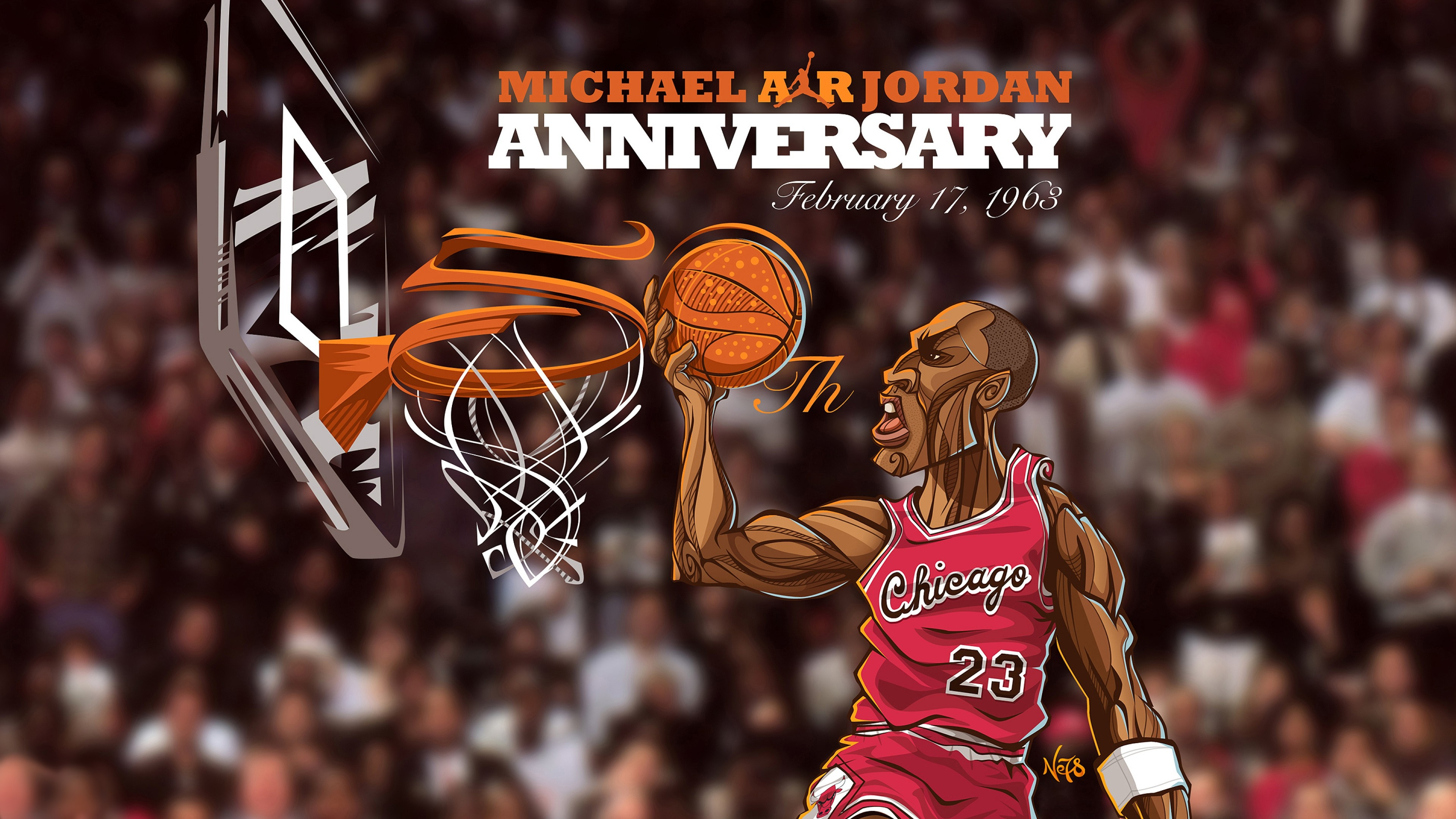 Preview wallpaper michael jordan, chicago bulls, sports, basketball, nba  3840×2160