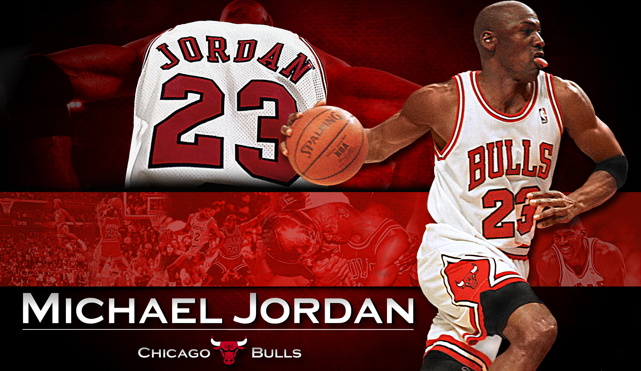 Michael Jordan Chicago Bulls Backgrounds.