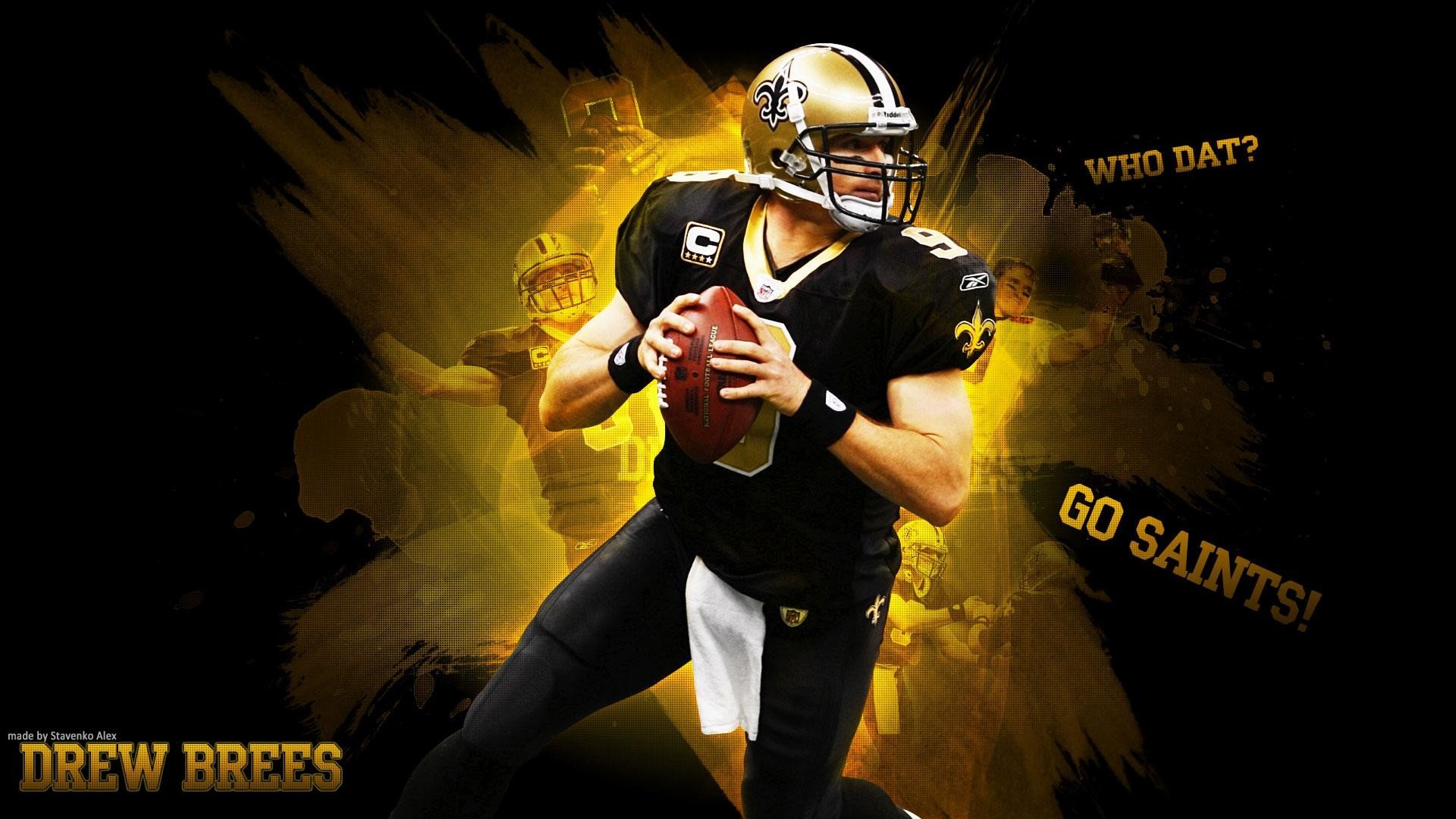 66 Drew Brees Wallpaper Hd
