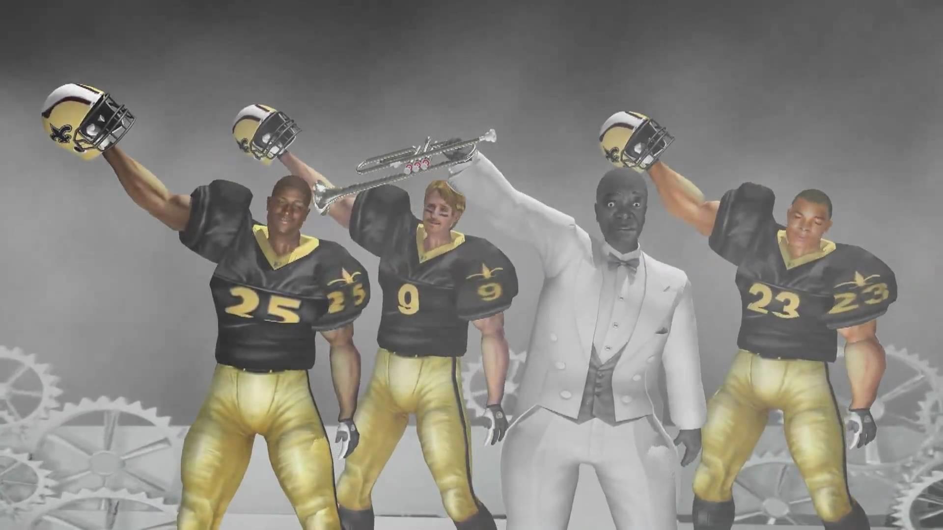 THE SAINTS: Drew Brees, Reggie Bush, Pierre Thomas – YouTube