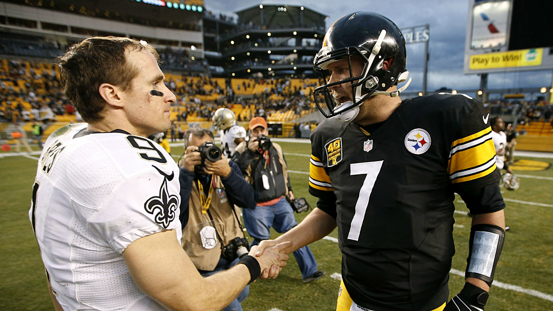 Drew Brees to replace Ben Roethlisberger in Pro Bowl | NFL | Sporting News