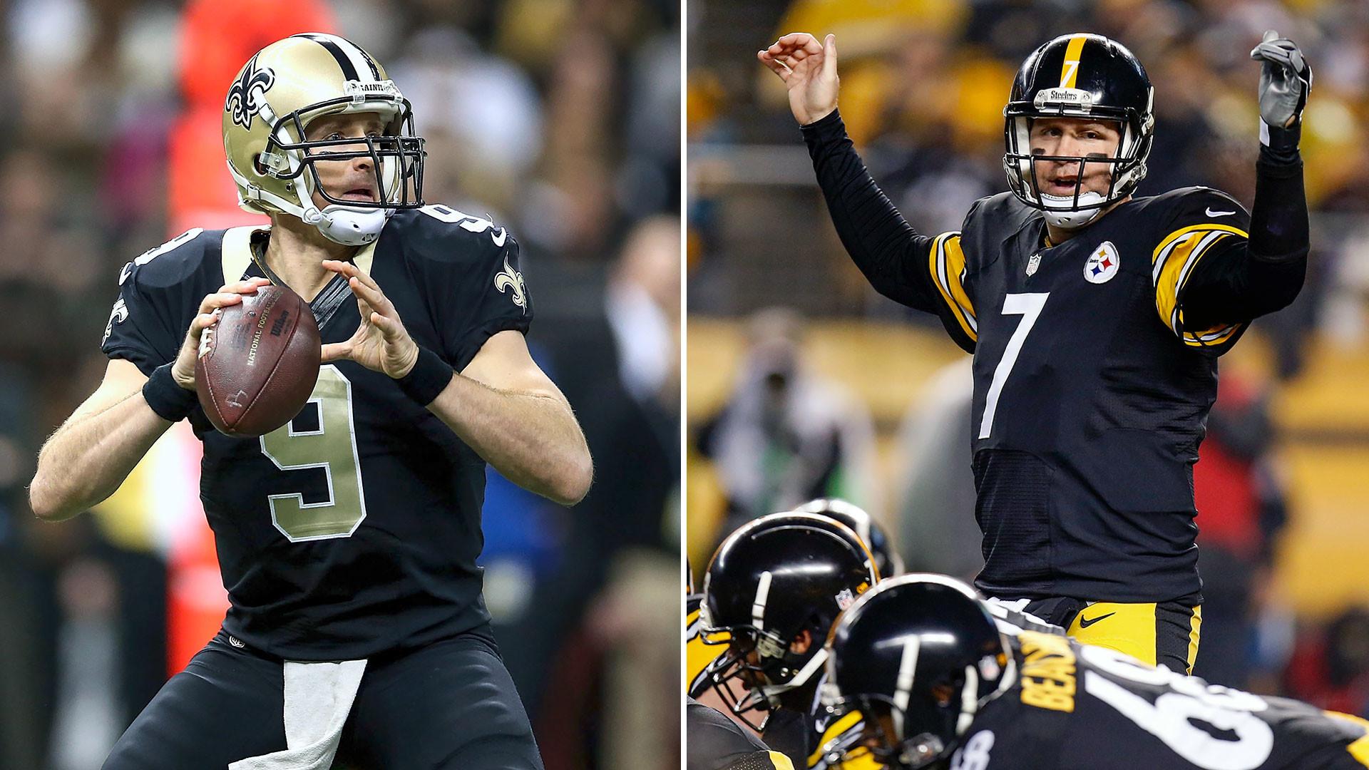 Fantasy Football Draft Decision: Drew Brees or Ben Roethlisberger? |  Fantasy | Sporting News