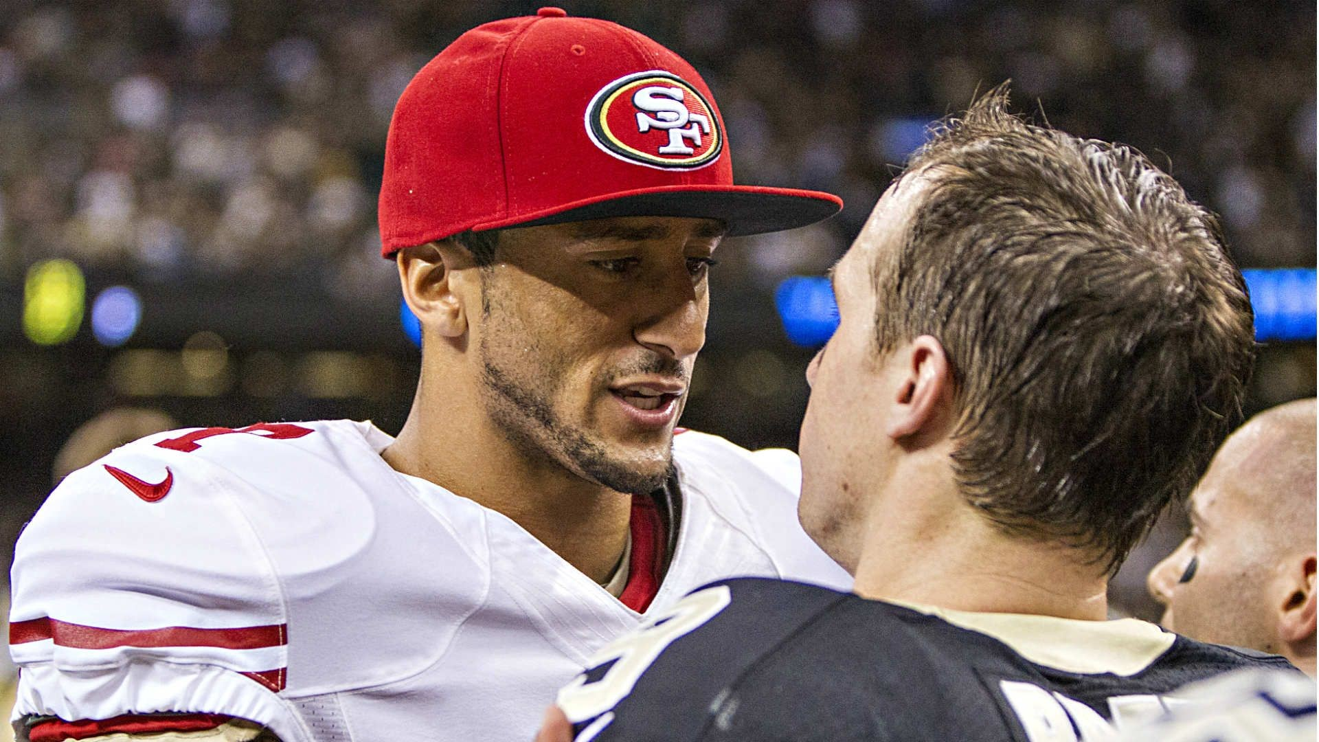 Drew Brees, Richard Sherman weigh in on Colin Kaepernick's anthem protest