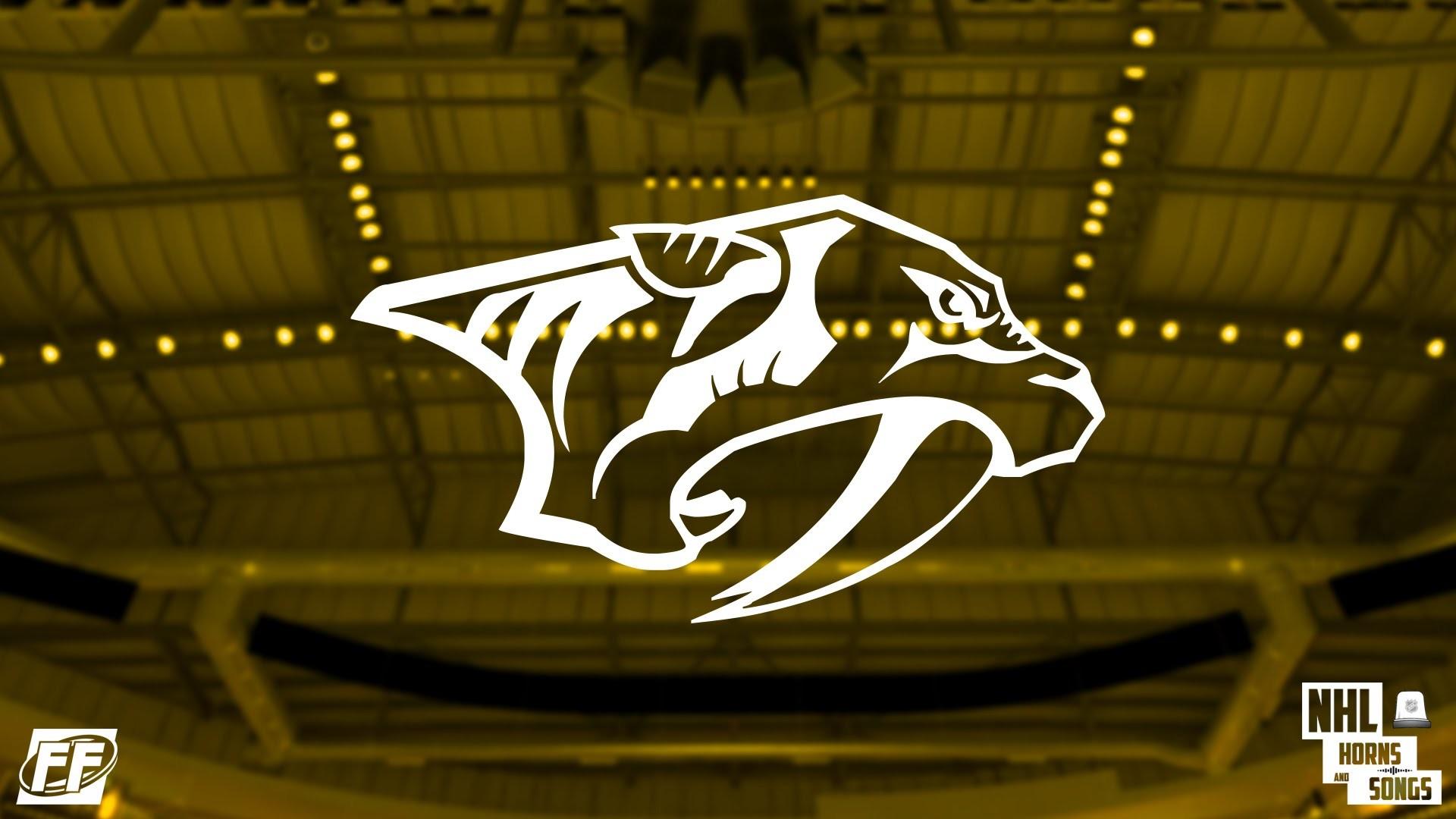 Nashville Predators Logo Wallpaper Nashville Predators 2014-2015