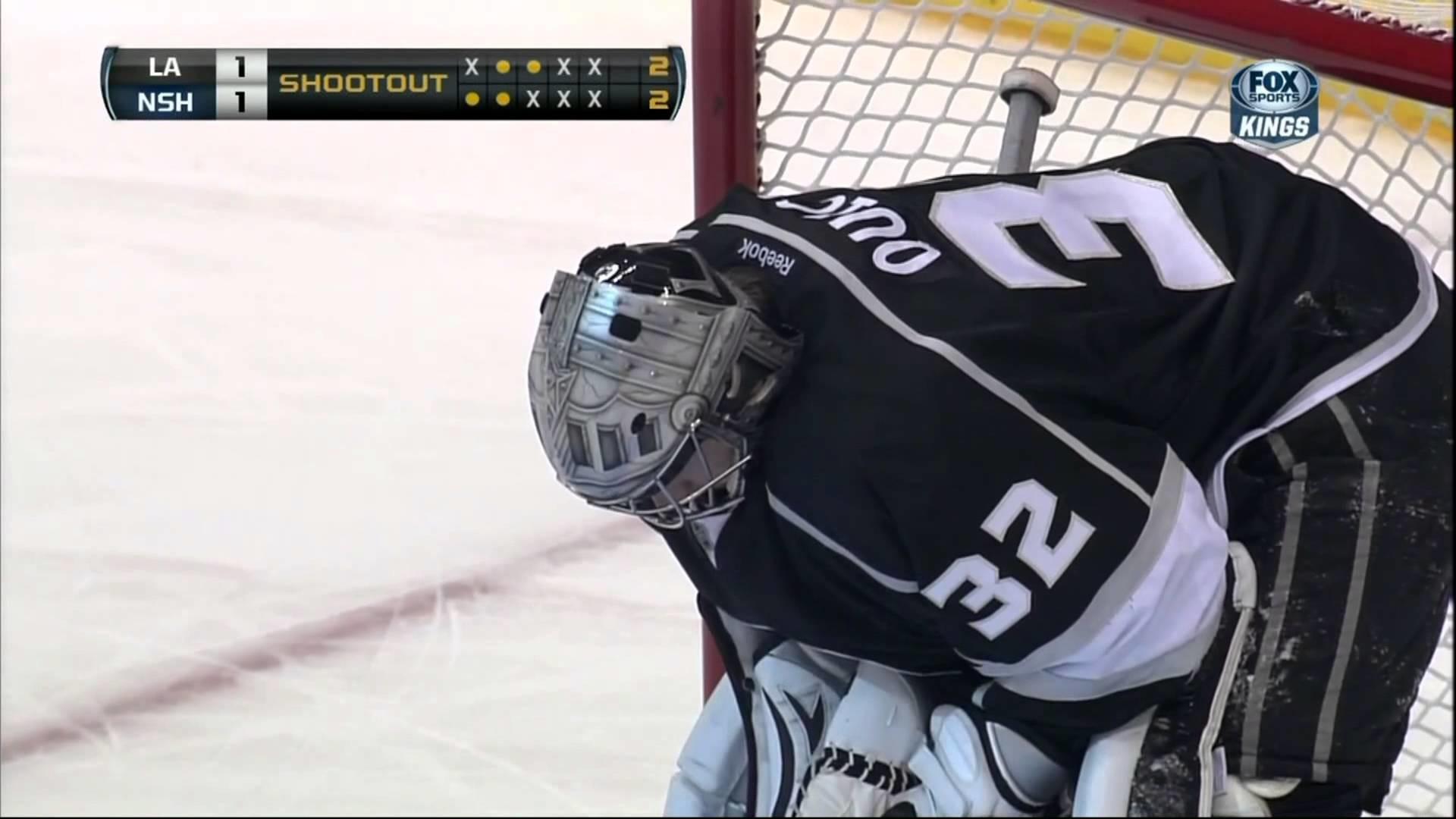 Shootout 31 Jan 2013 Nashville Predators vs LA Kings NHL Hockey – YouTube