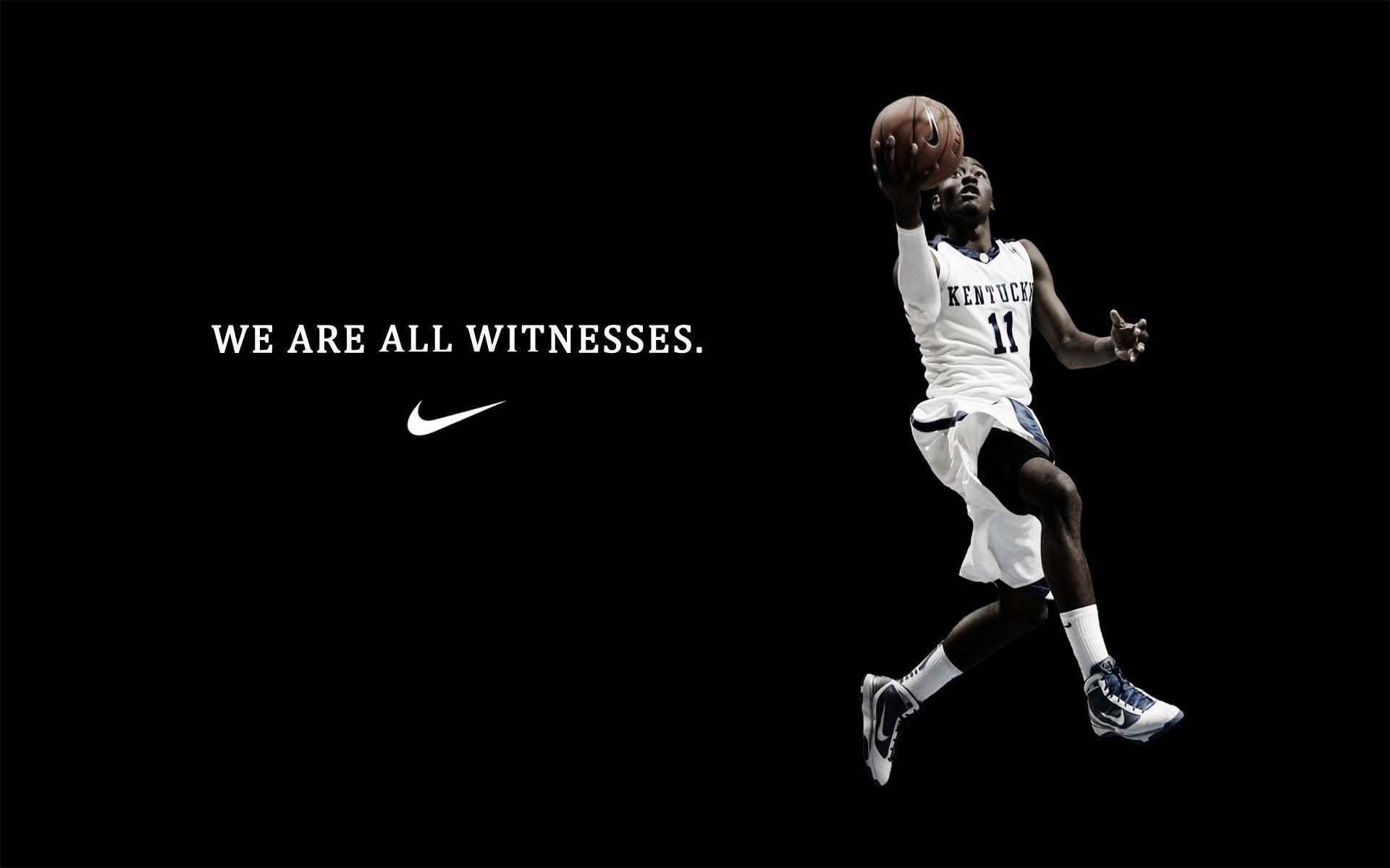 Wallpapers For > Nike Wallpaper Just Do It Basketball