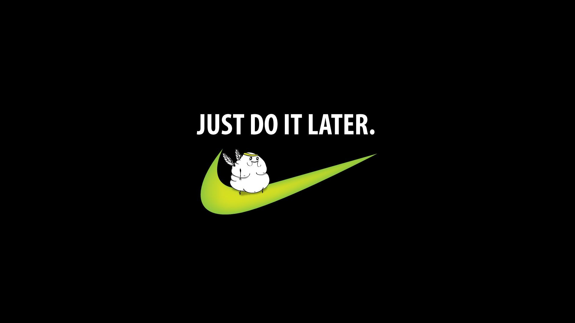 Funny Nike Wallpapers
