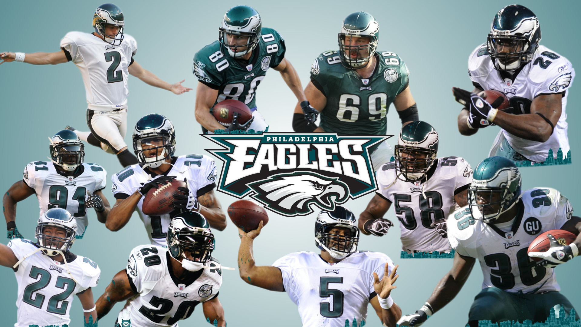 Eagles Football 2016 Pictures FHDQ