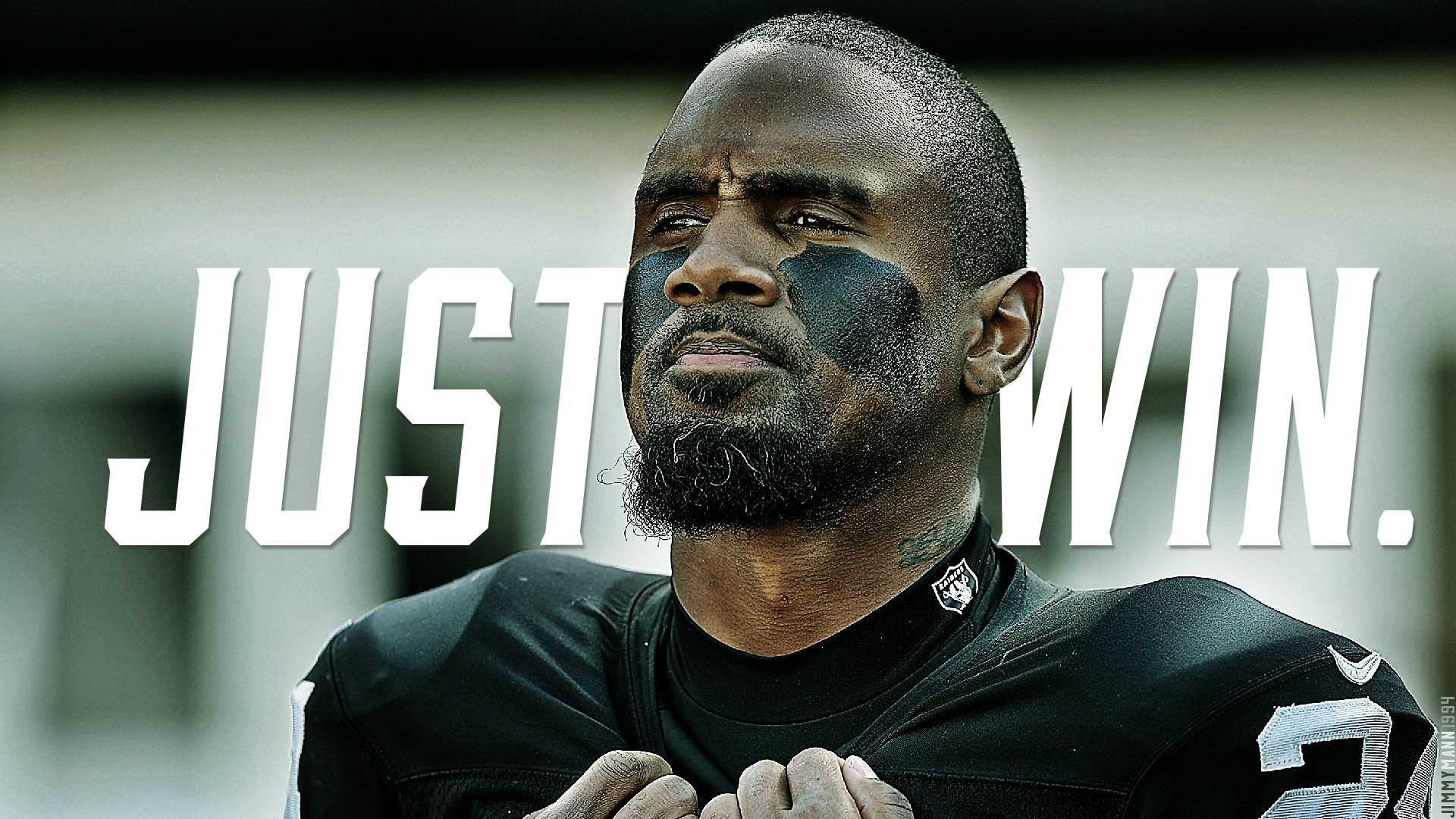 Just finished a Charles Woodson Wallpaper- [1920×1080] …