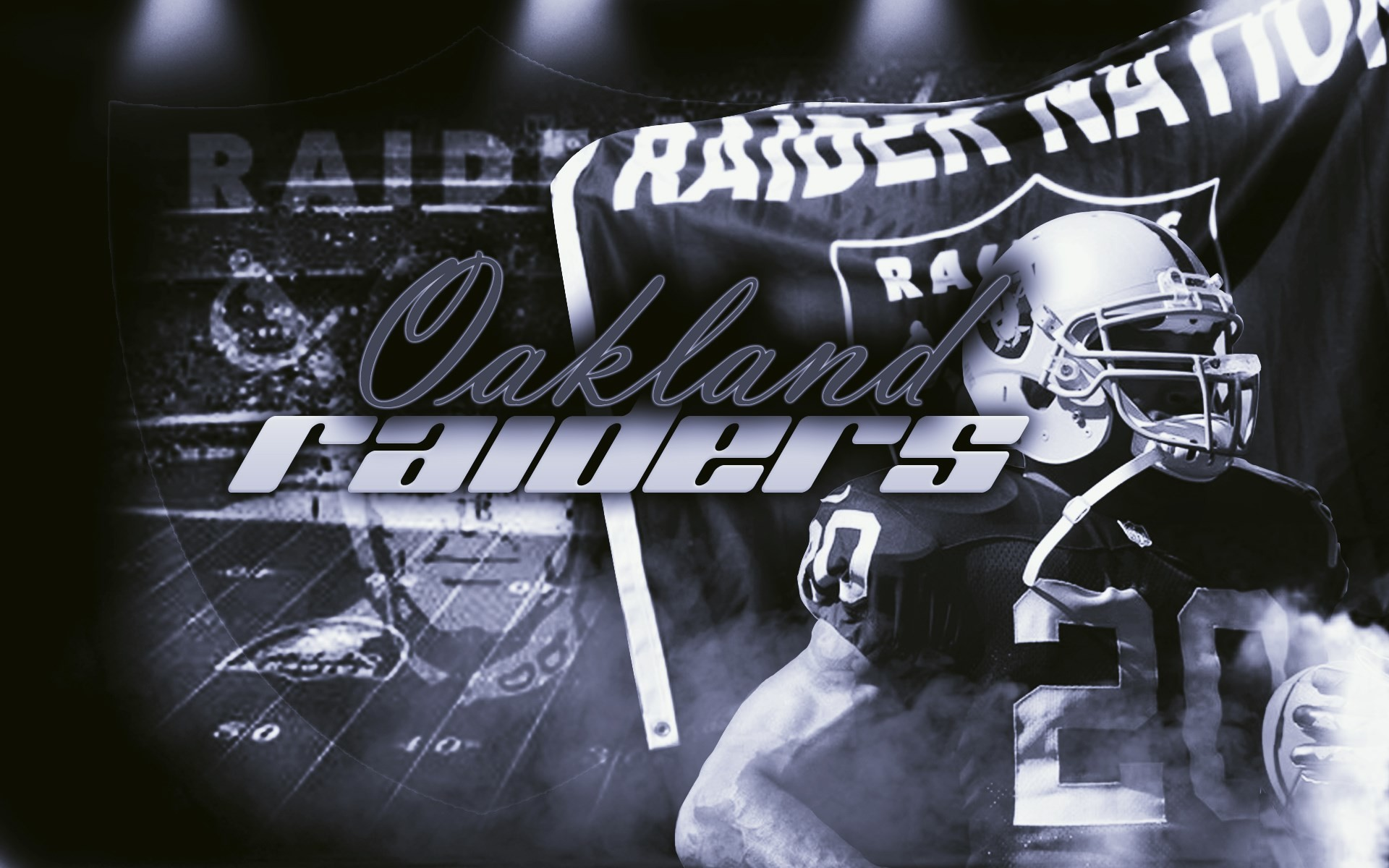 oakland raiders backround: Wallpapers Collection – oakland raiders category