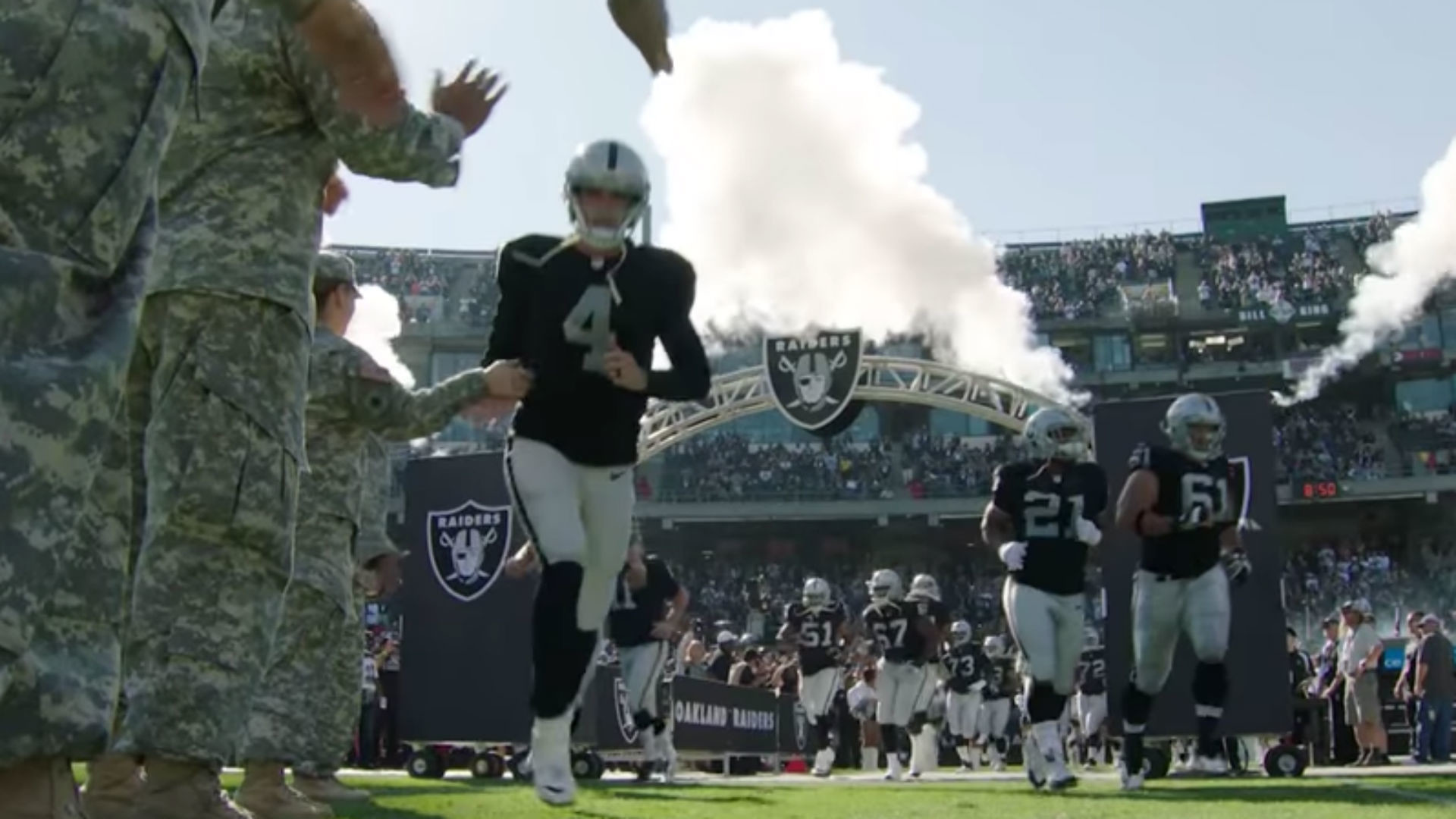 All Vegas is missing is new stadium for Oakland Raiders, investors pitch in  video | NFL | Sporting News