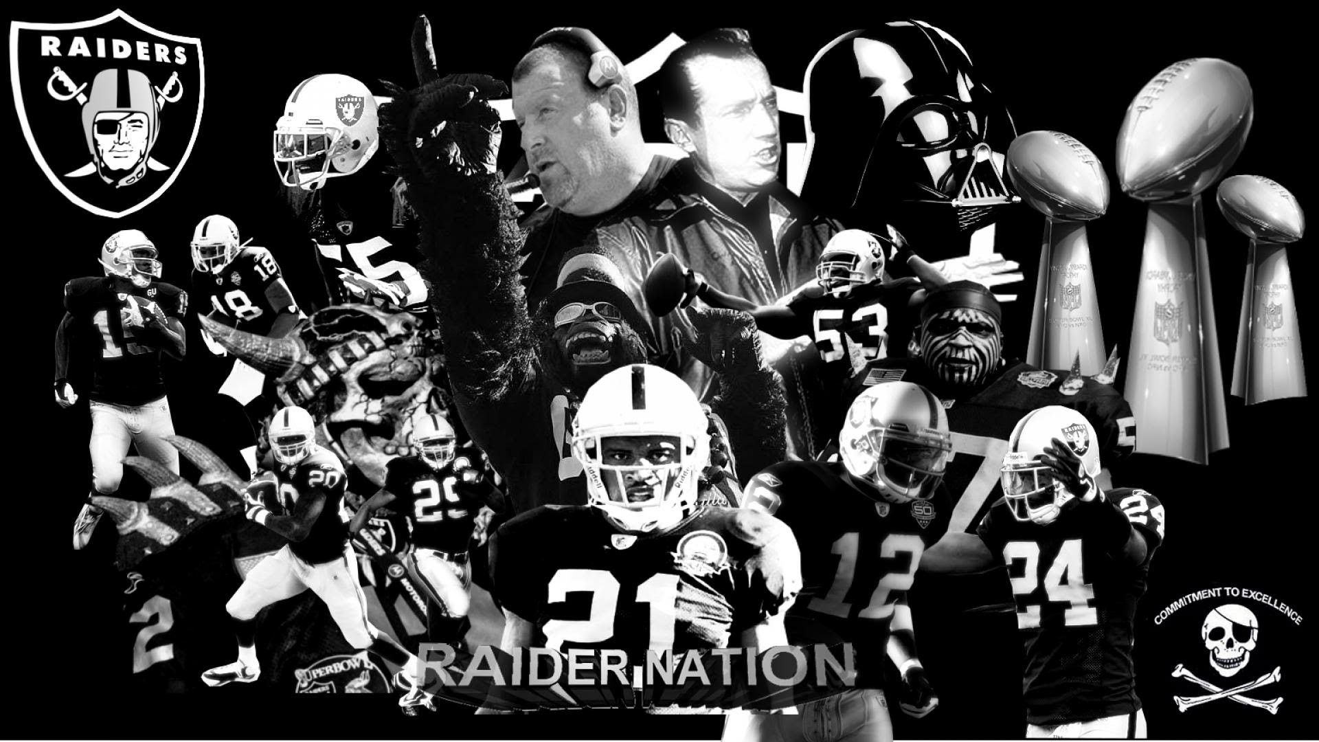 Oakland Raiders Resurgence- The Black And Silver Are Back