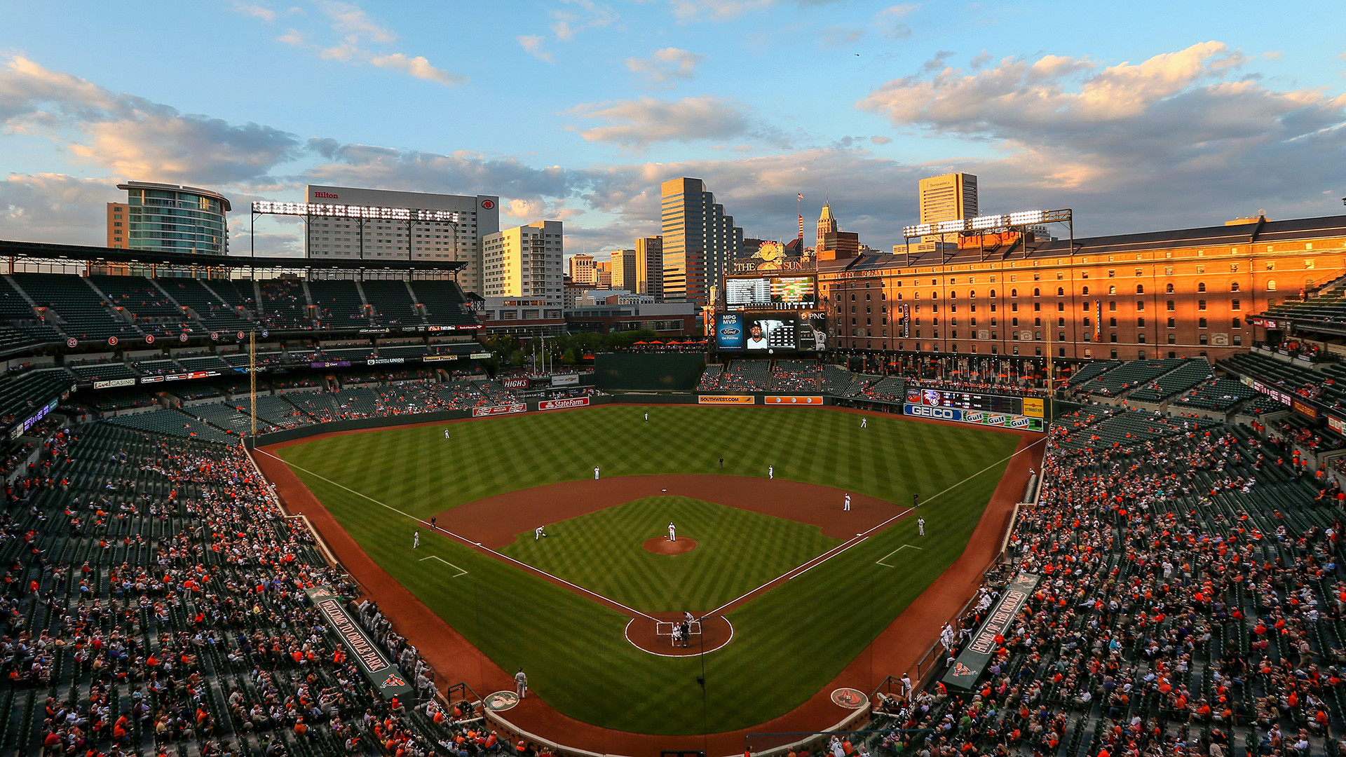 Ussports | Baltimore likely to host 2016 All-Star Game | SPORTAL