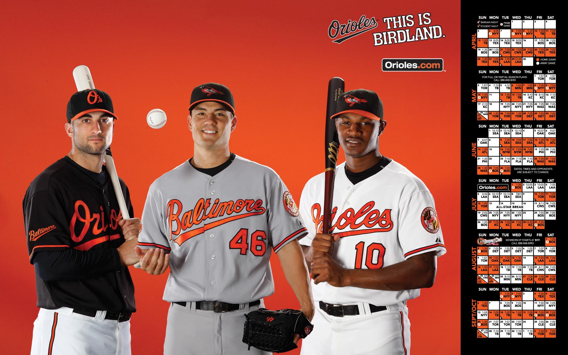 Baltimore Orioles Wallpaper 2013