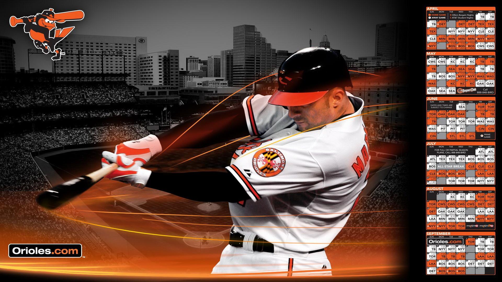 HD Baltimore Orioles Baseball Player 1080p Wallpaper Full Size .