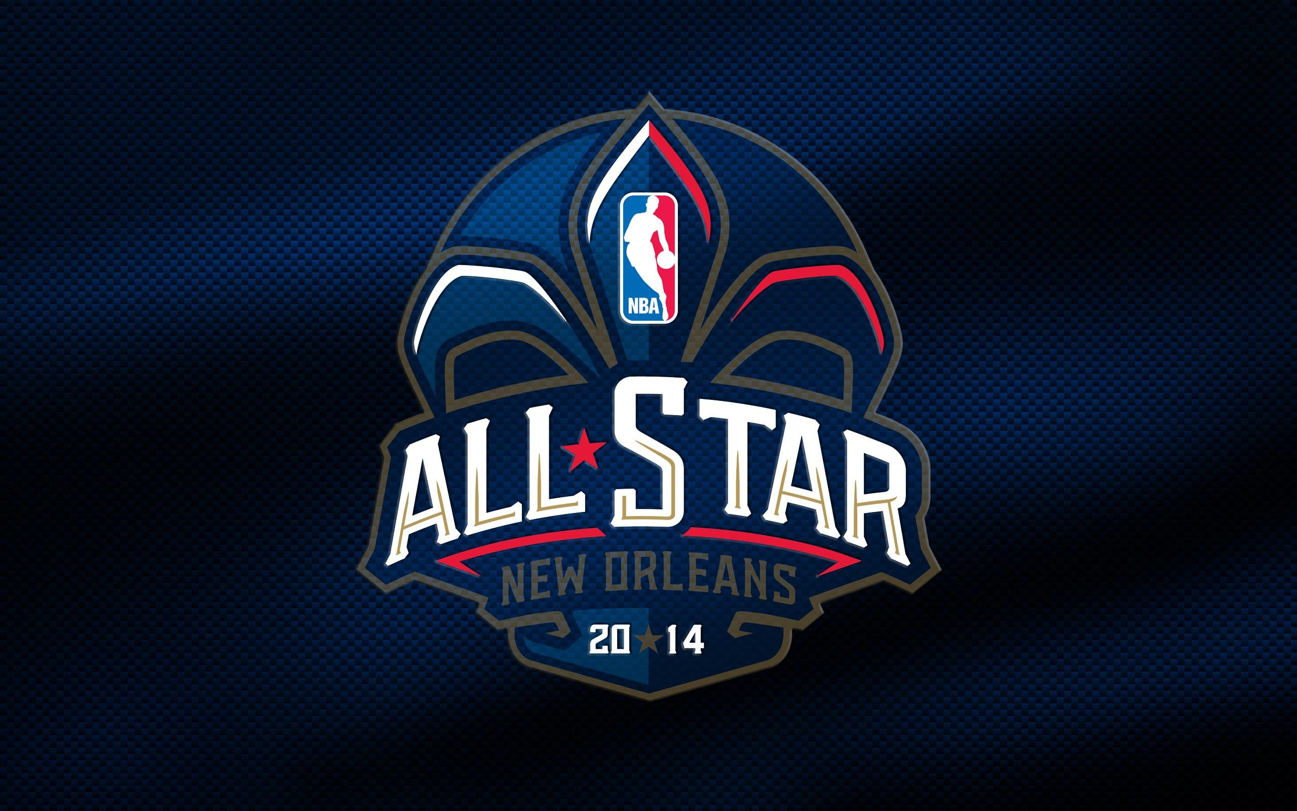 NBA All Star Game 2014 Logo Wallpaper Wide or HD   Sports Wallpapers