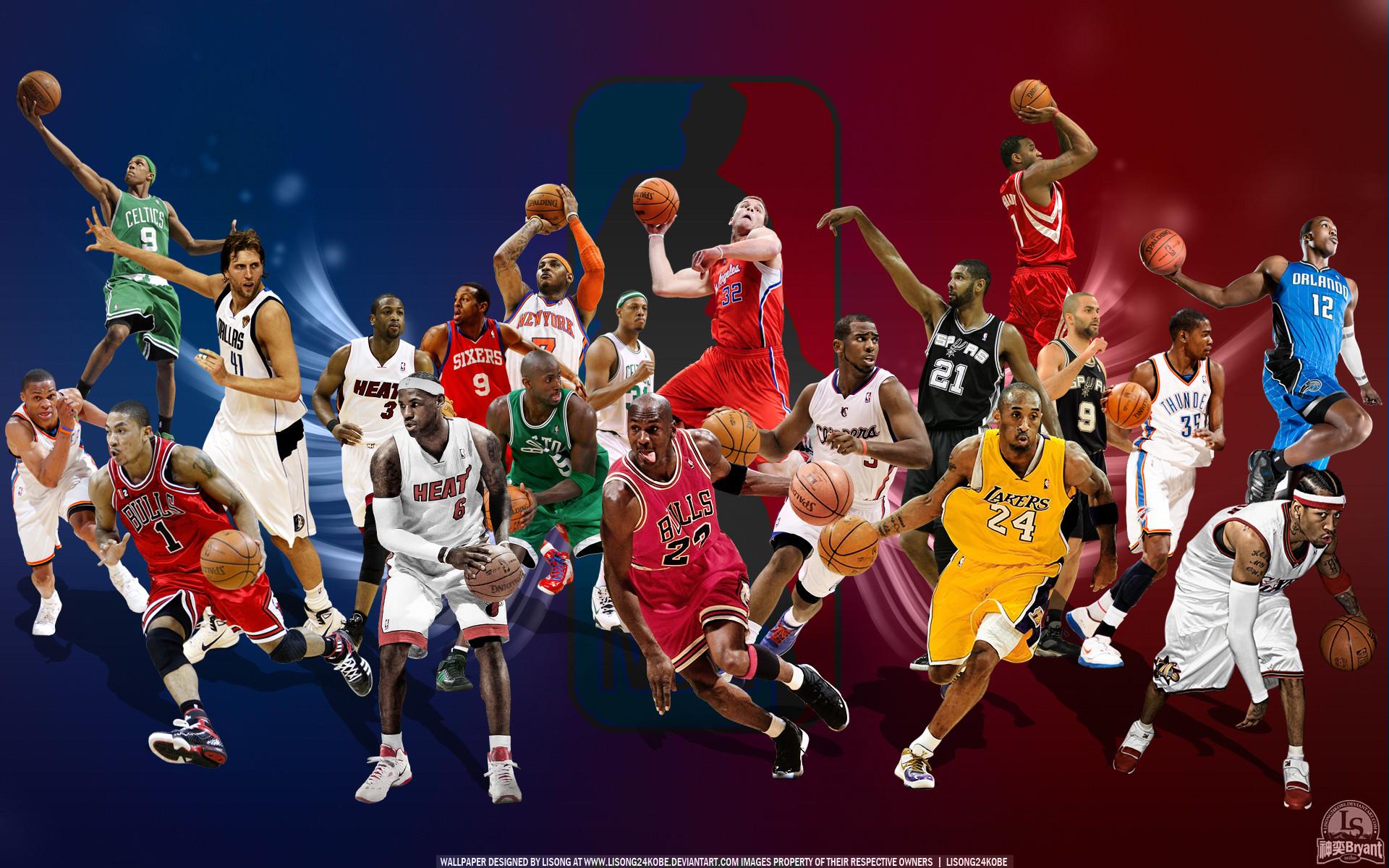 … NBA Wallpaper (8) …