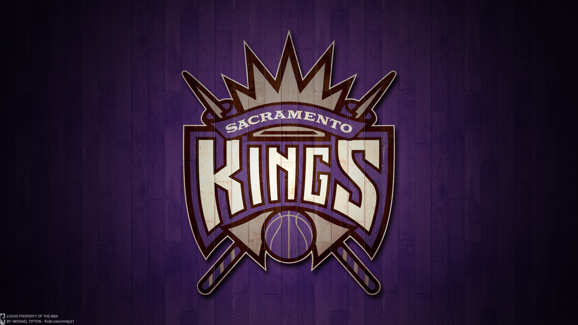 NBA 2017 Sacramento Kings hardwood logo desktop wallpaper …
