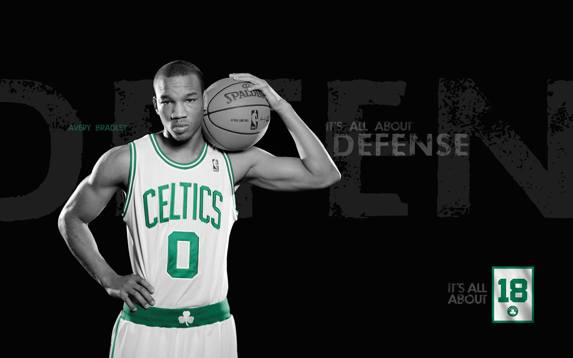 Ray Allen, Celtics Wallpaper
