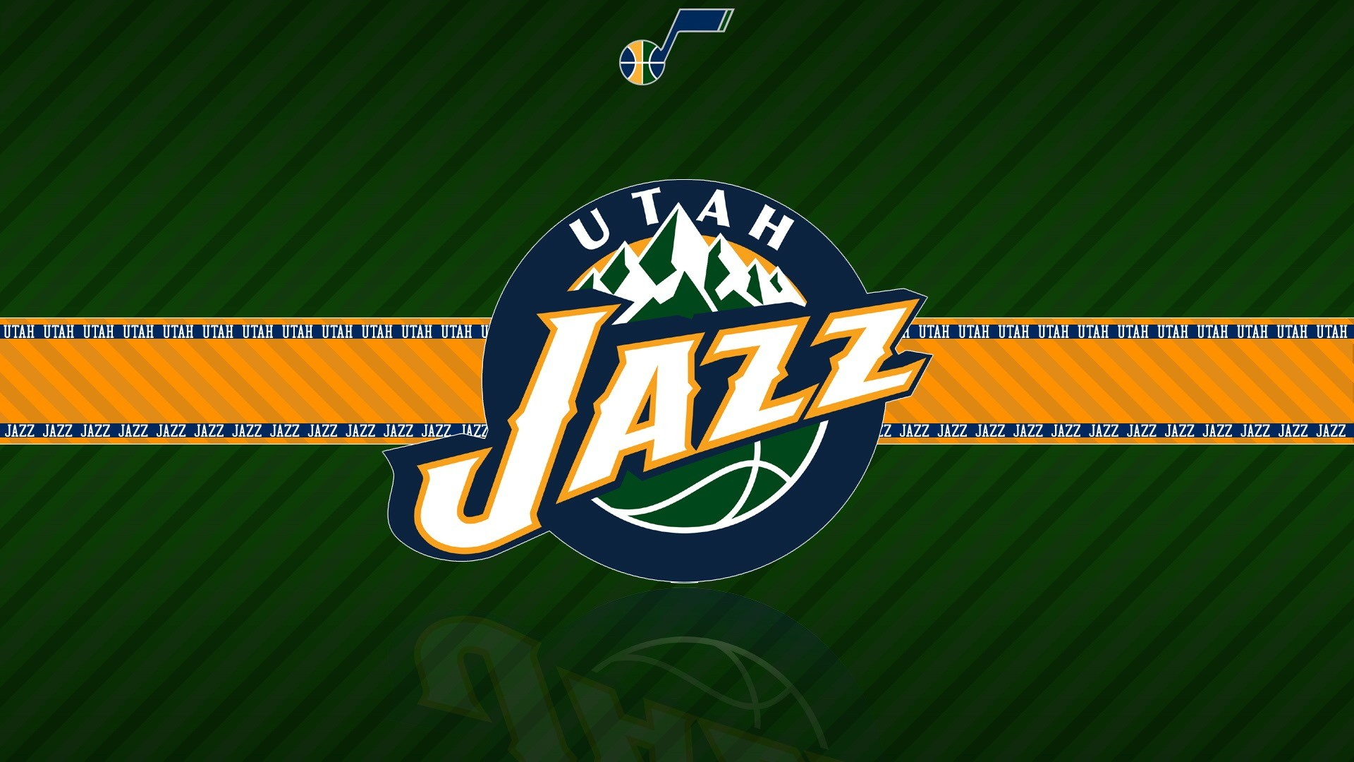 … utah jazz logo wallpaper …