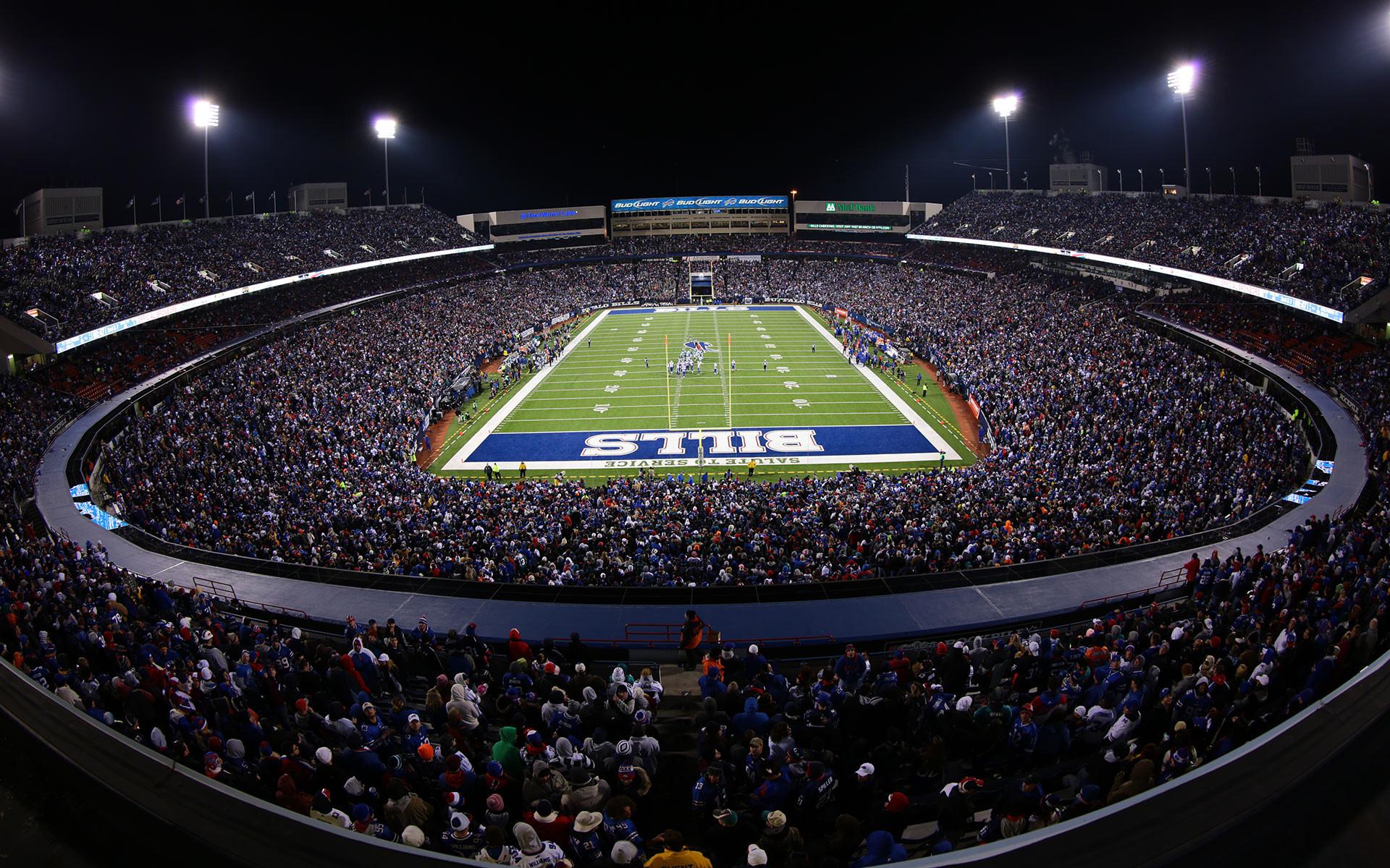 Buffalo Bills Stadium Wallpaper 56009