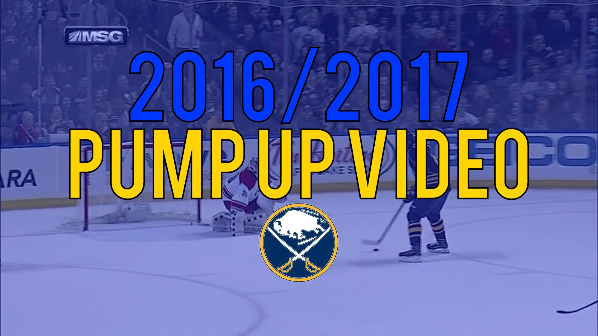 Buffalo Sabres 2016/2017 Pump Up Video – It's Our Time