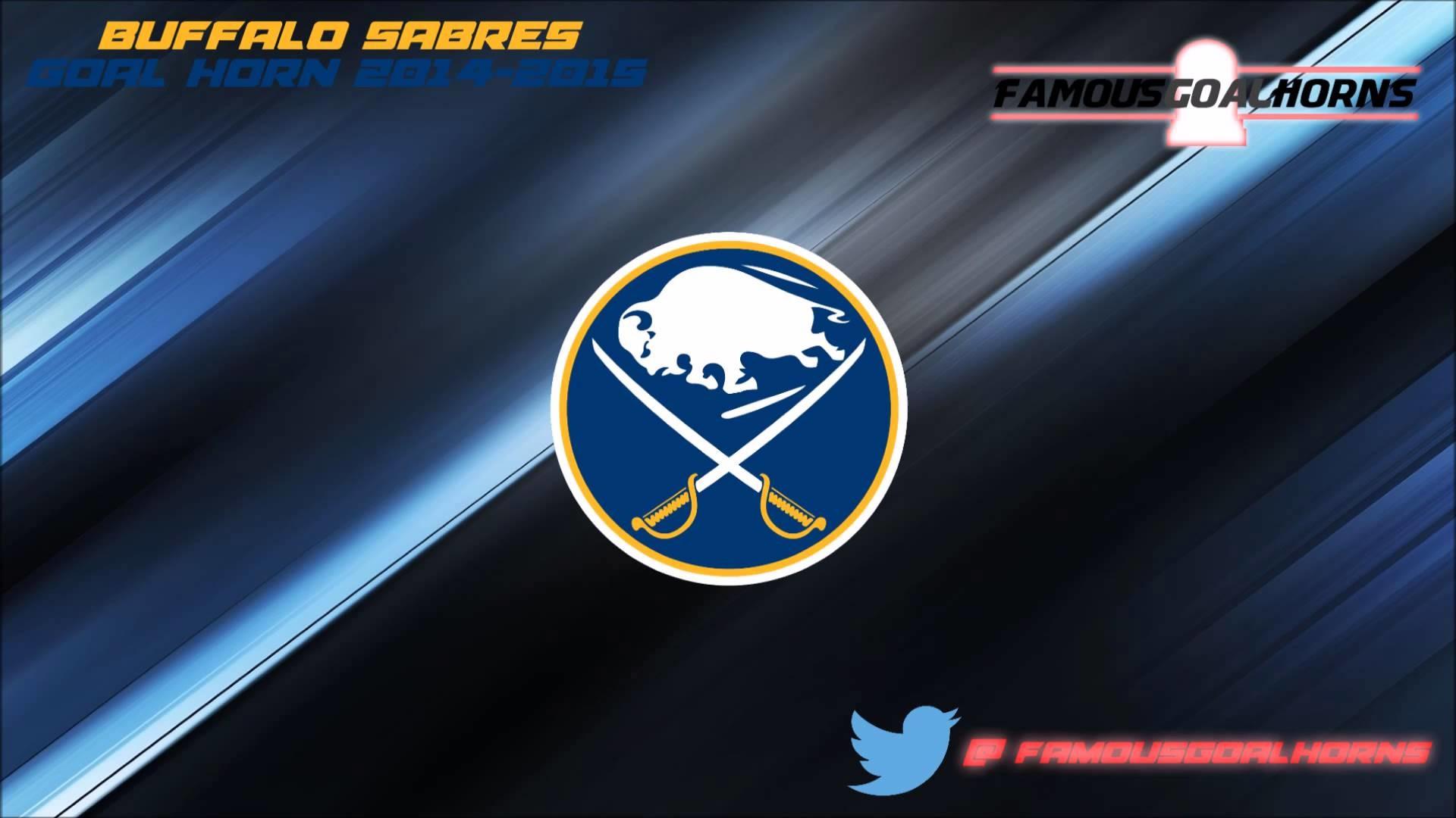 Buffalo Sabres Goal Horn 2014-2015